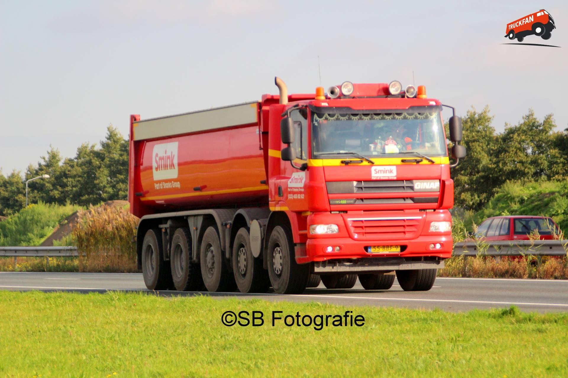GINAF X5350-TS