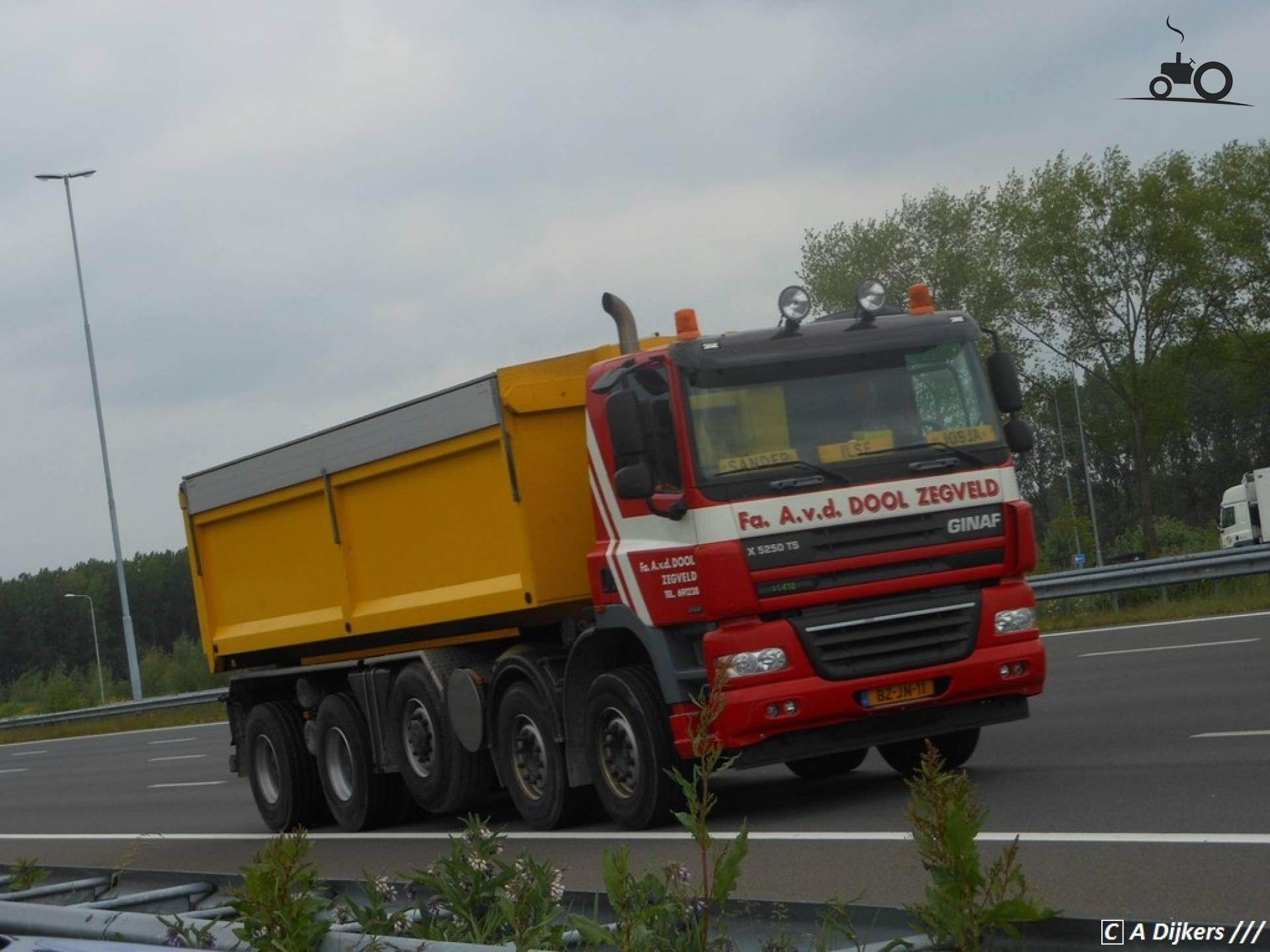 GINAF X5250-TS