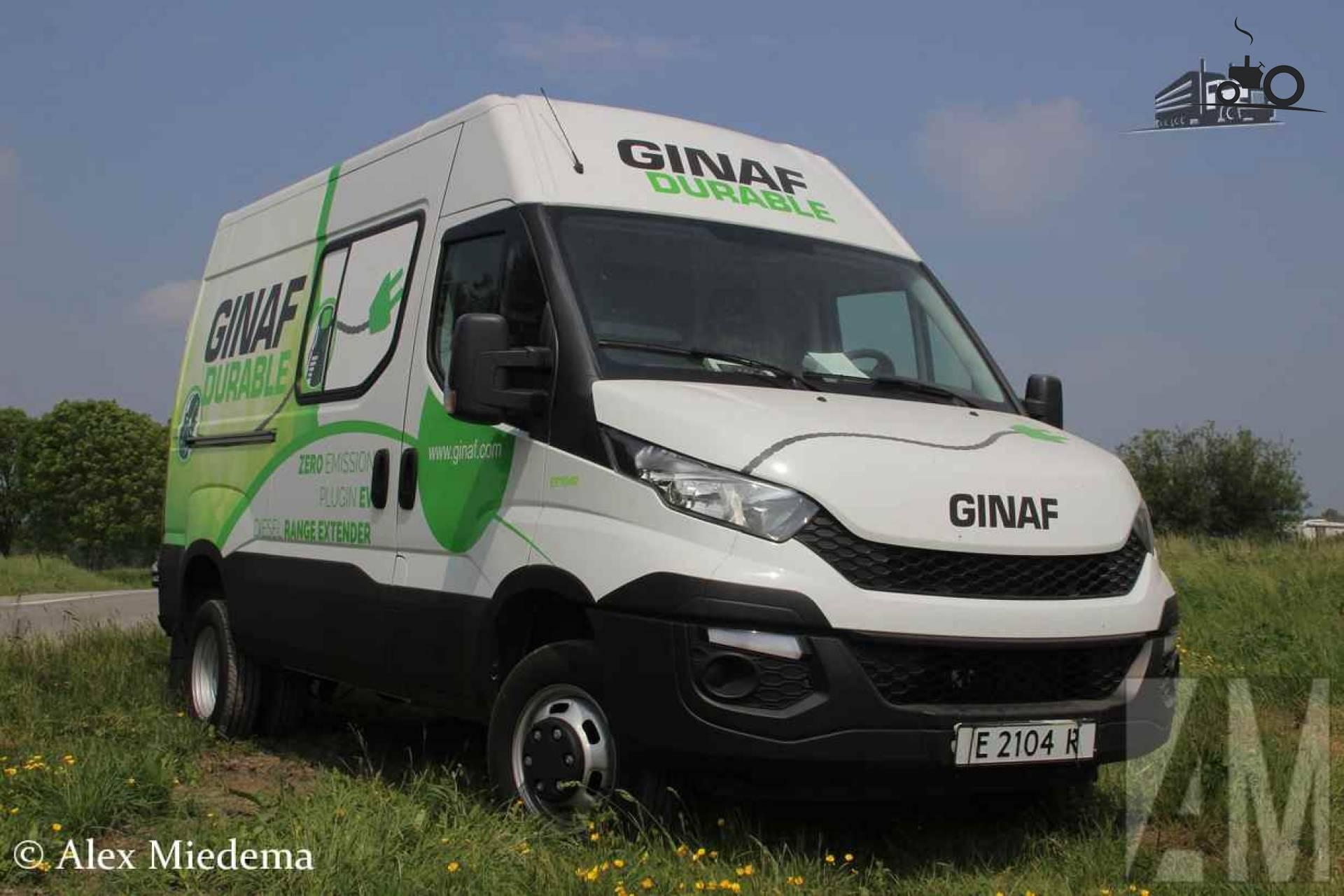 GINAF E2104R