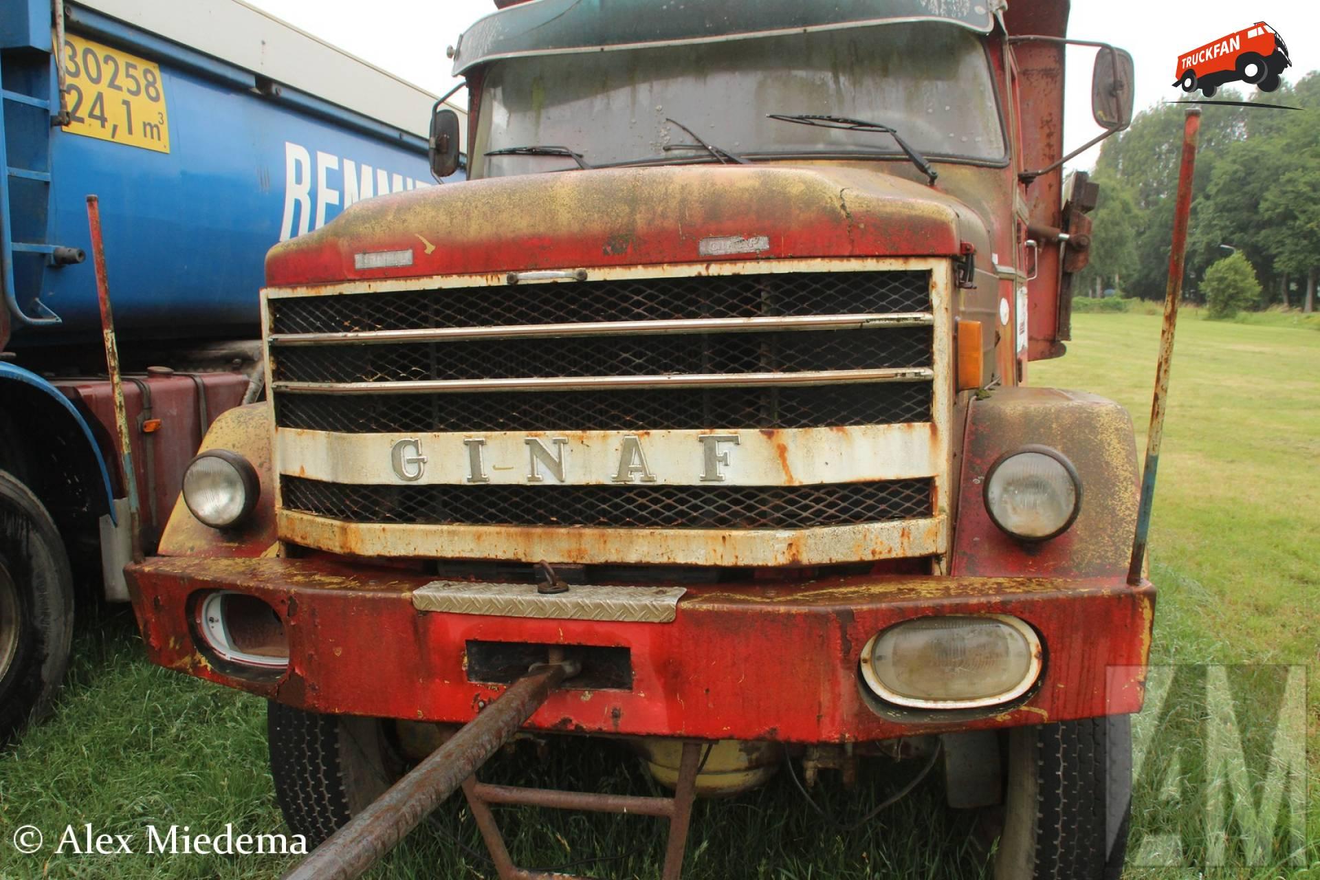 GINAF TF-serie