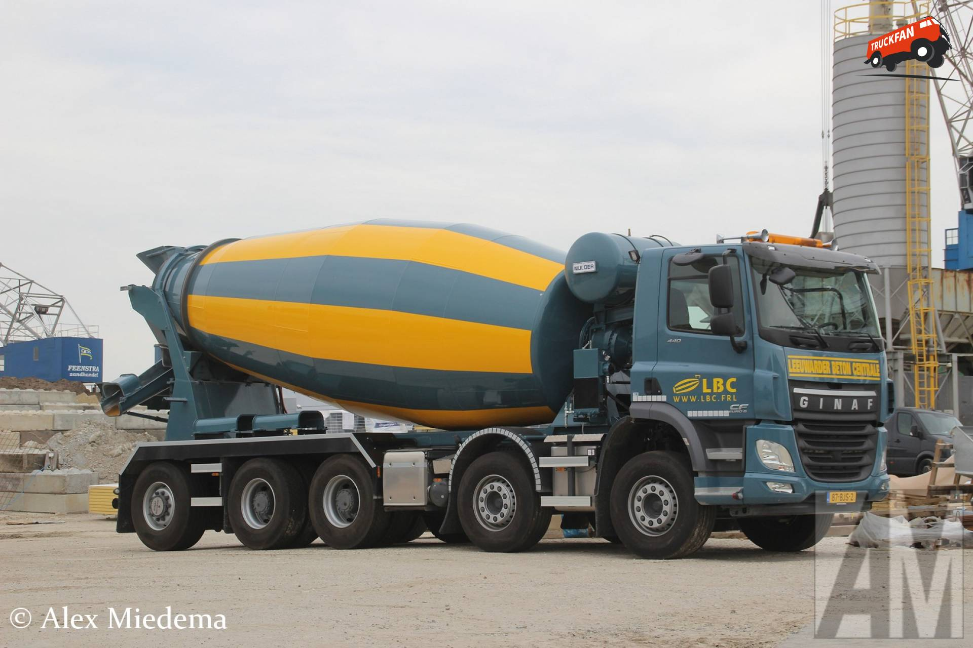 GINAF X6 5249-CFE