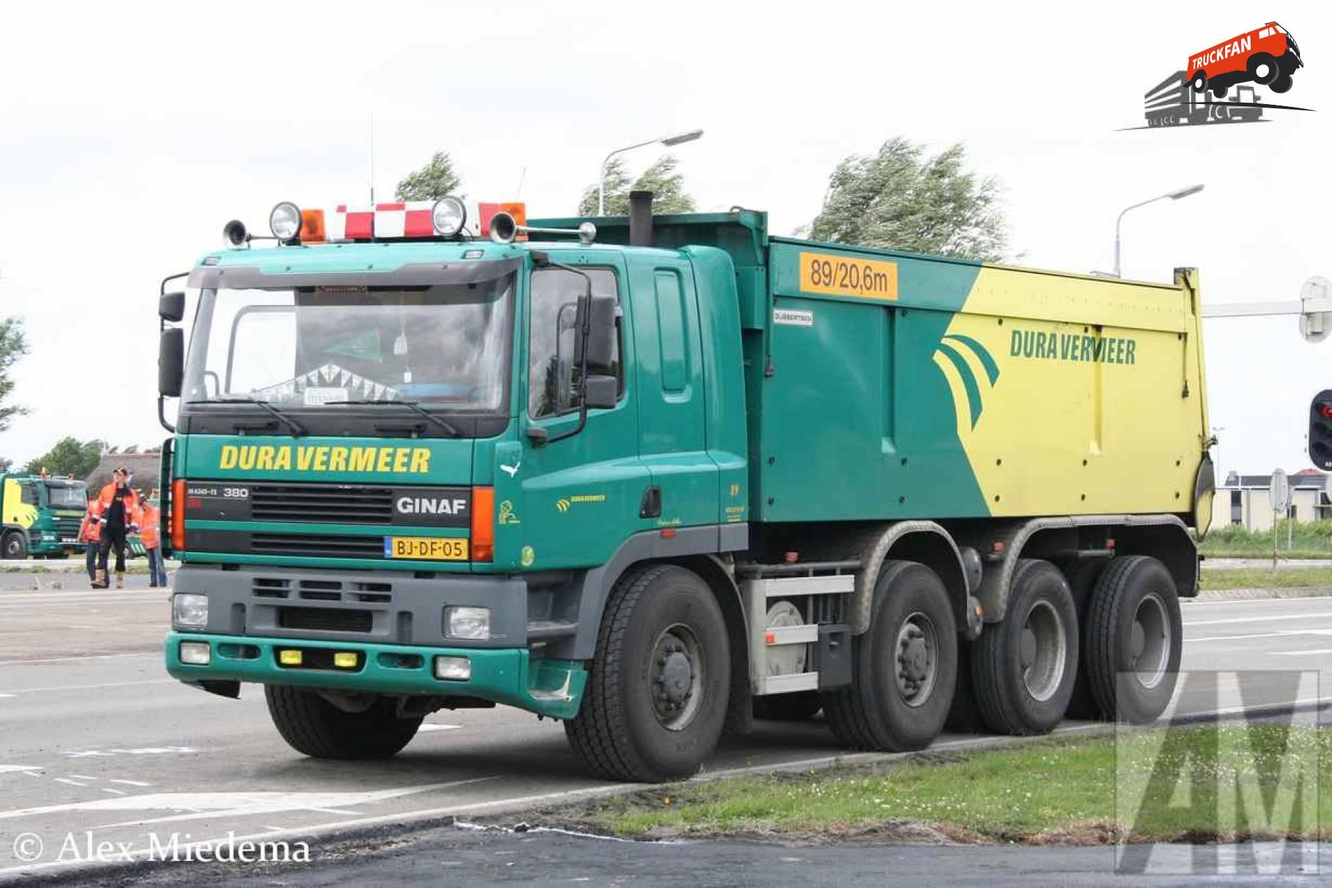 GINAF M4345-TS