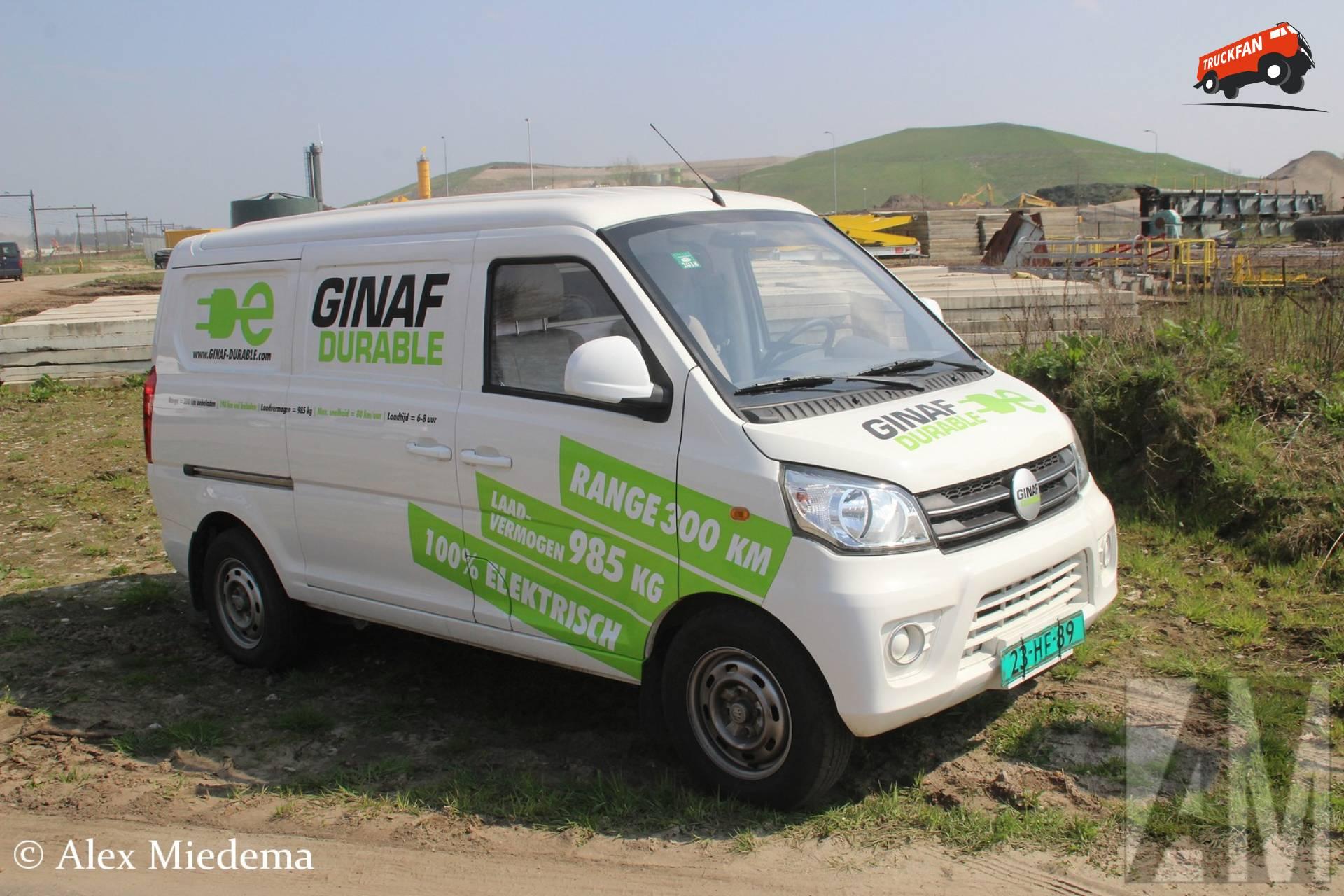 GINAF E-serie