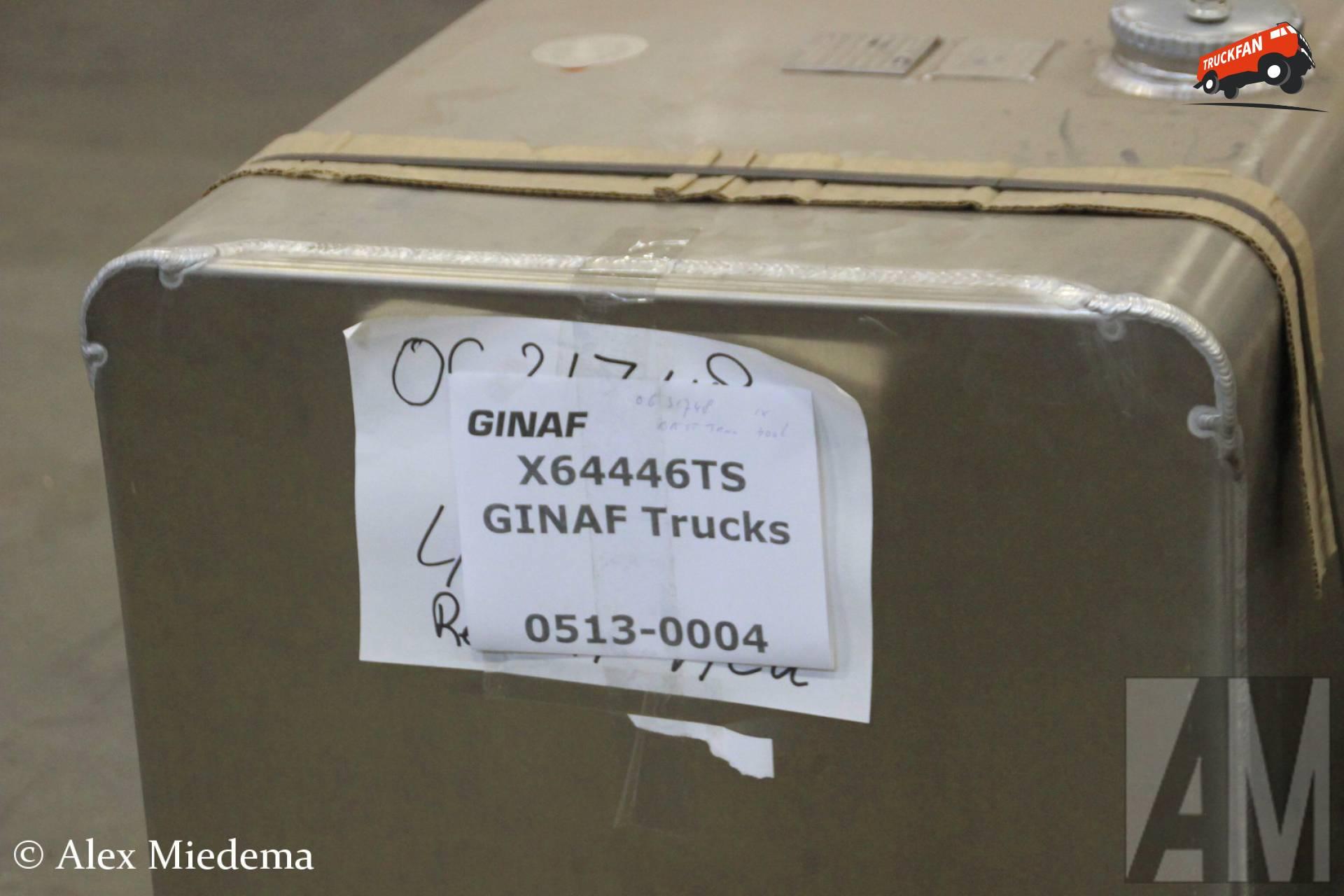 GINAF X6 4446-TS