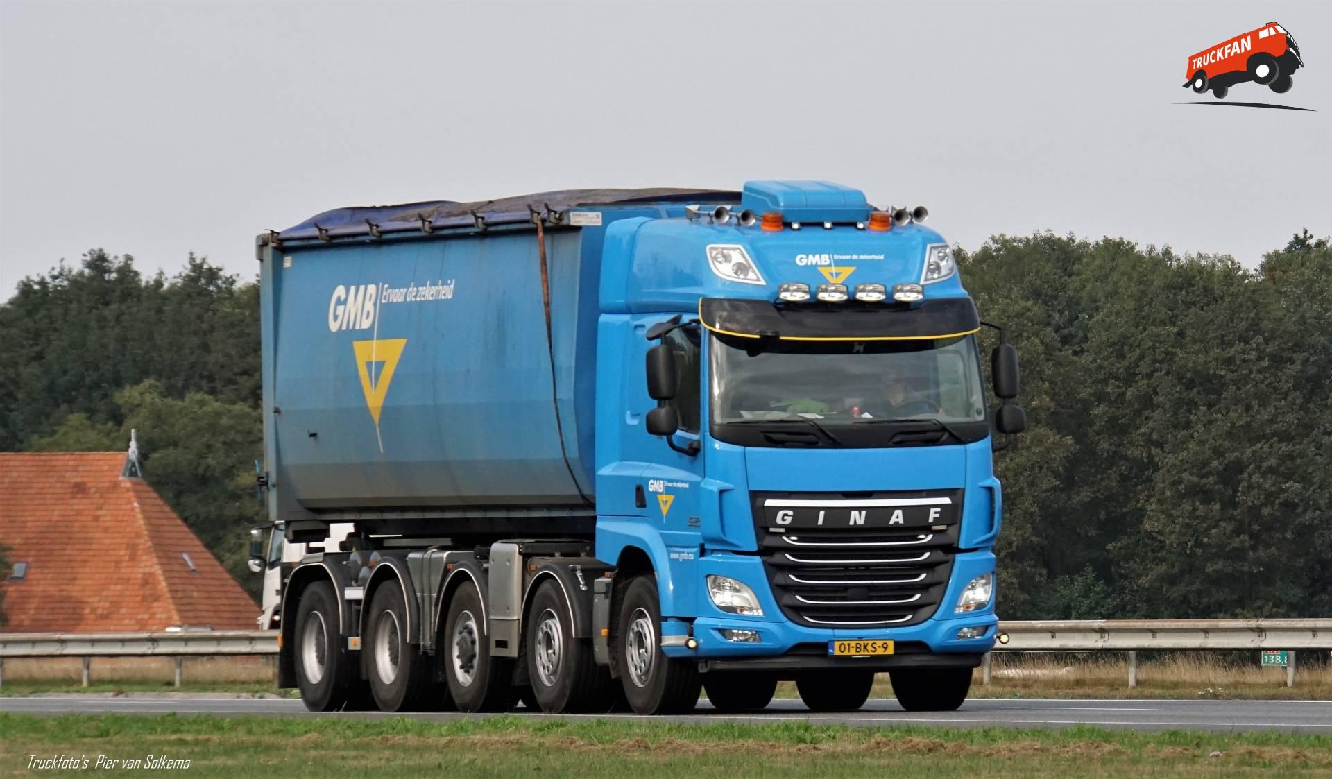 GINAF X6 5250-CTSE