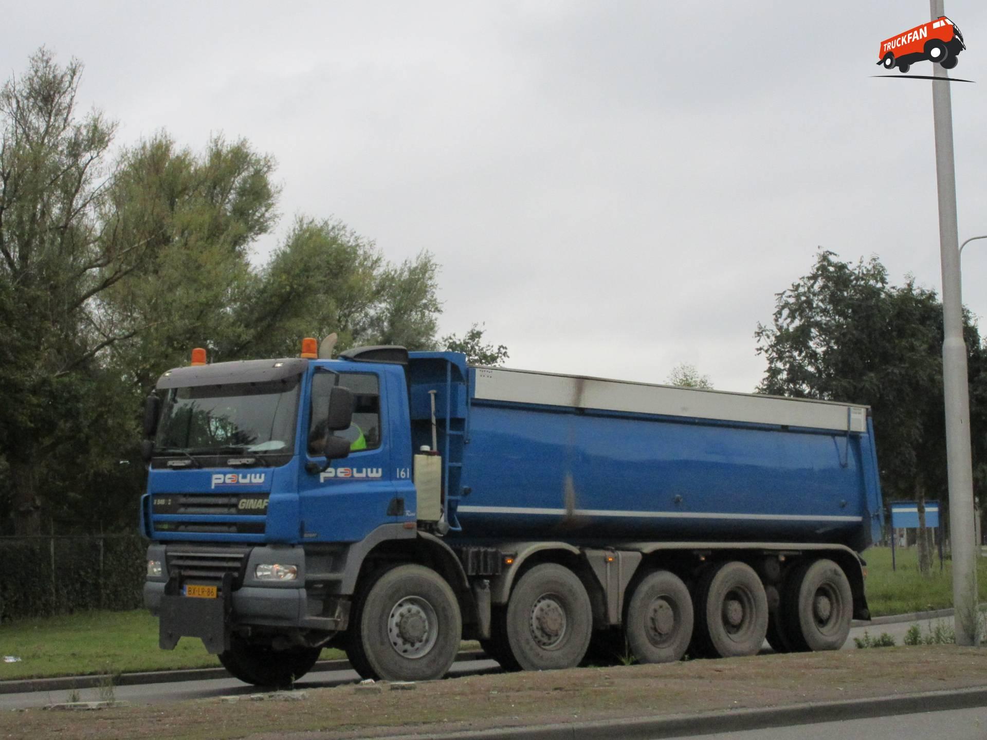 GINAF X5450-S