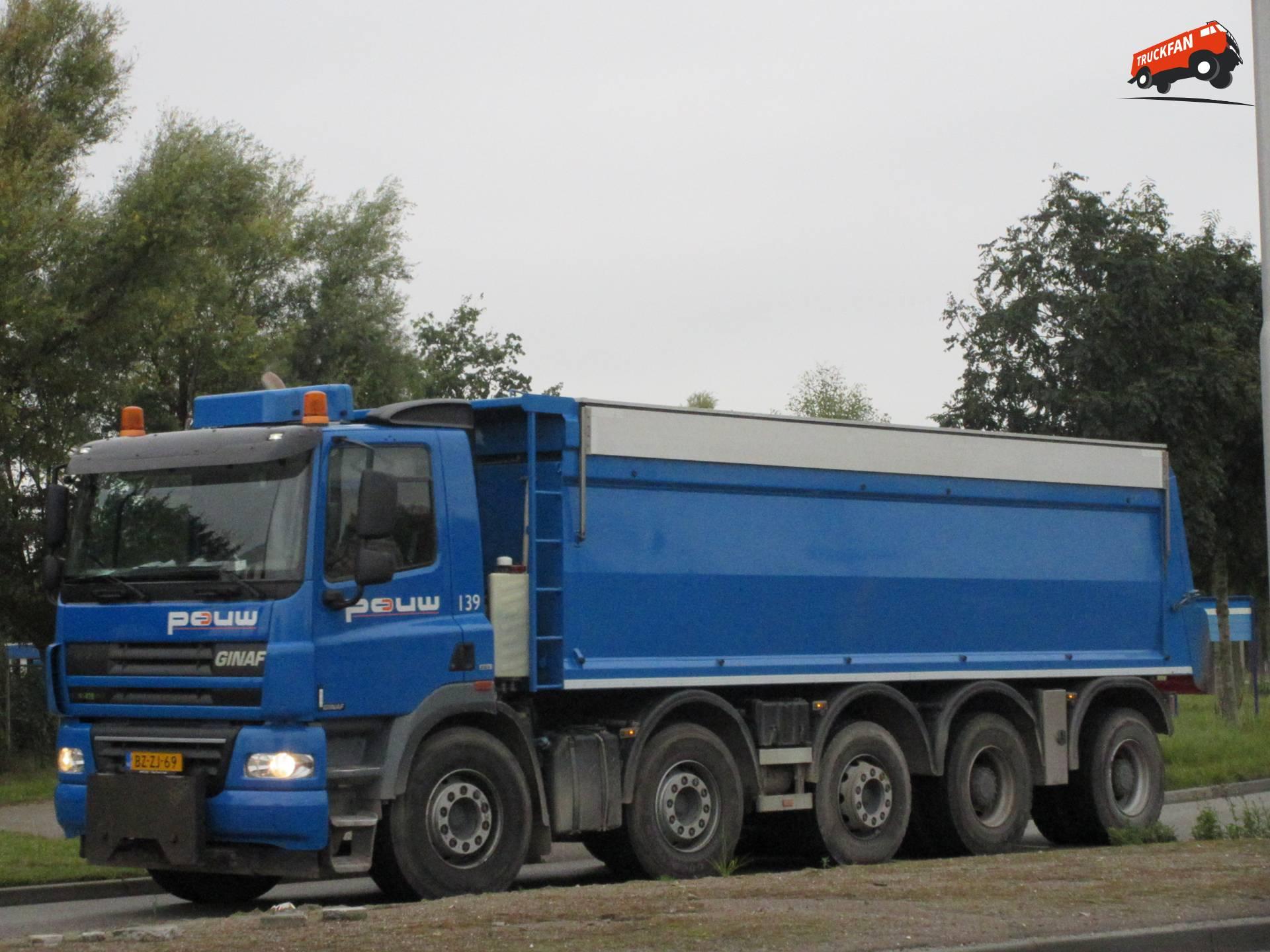 GINAF X5250-S