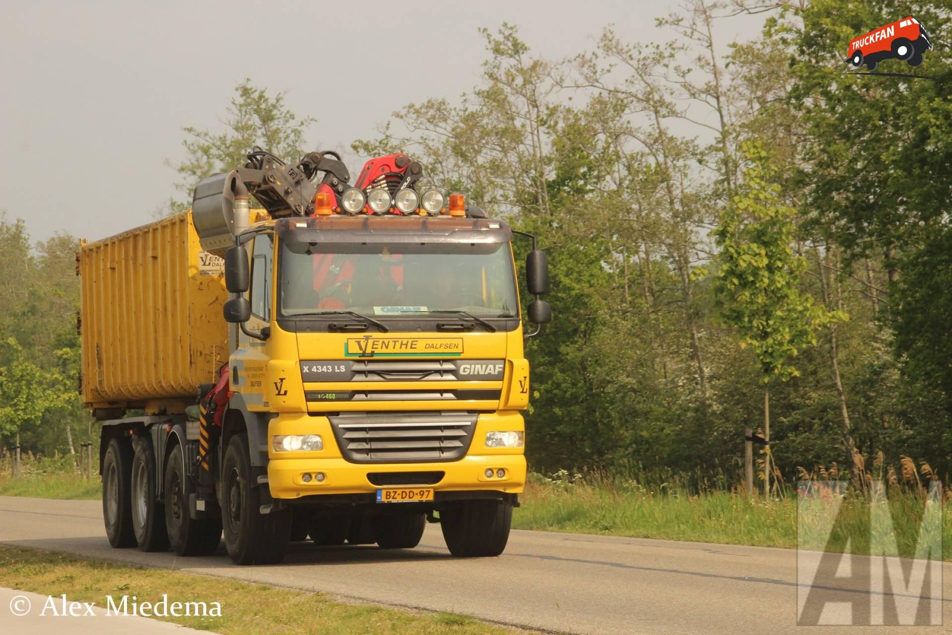 GINAF X4343-LS