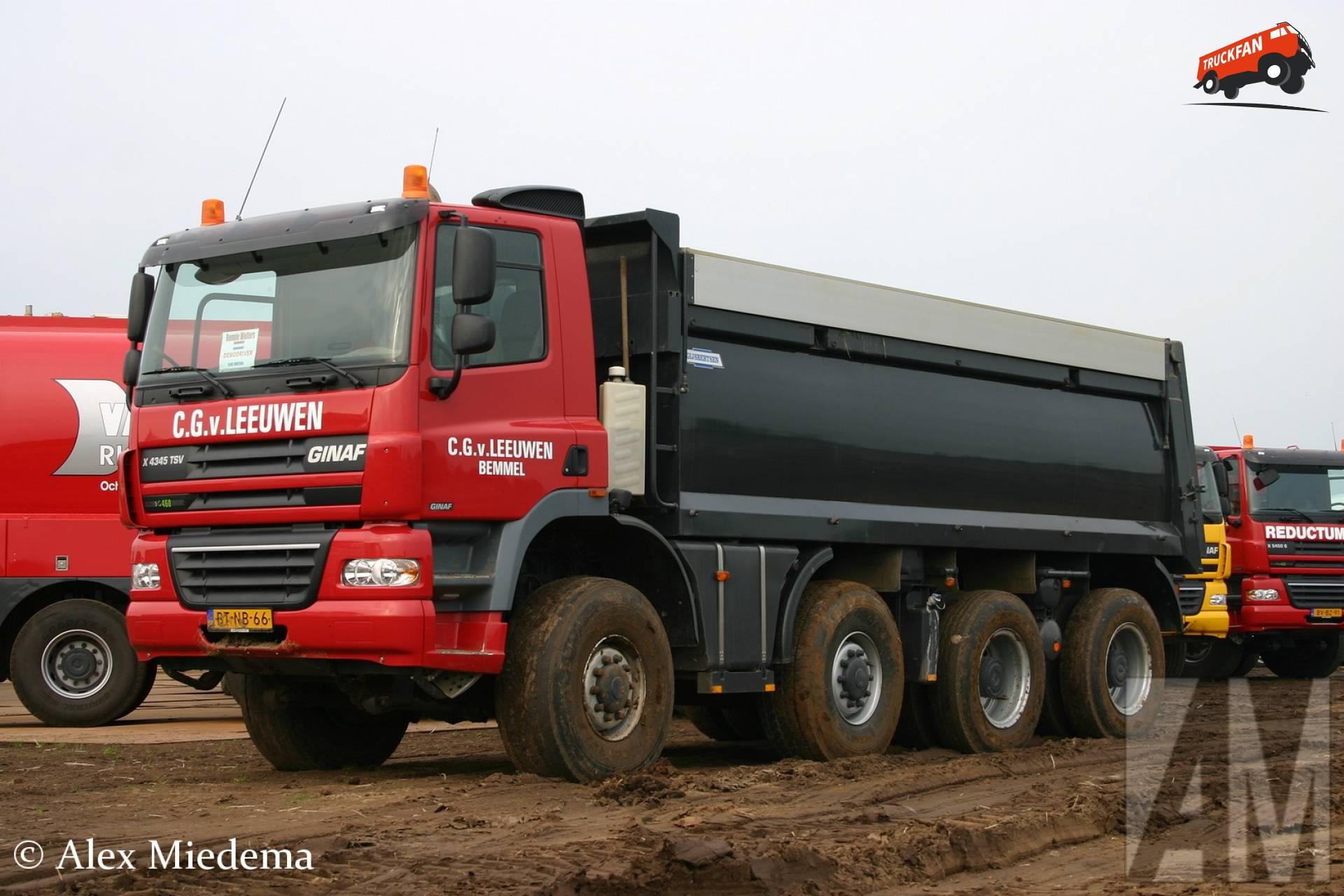 GINAF X4345-TSV