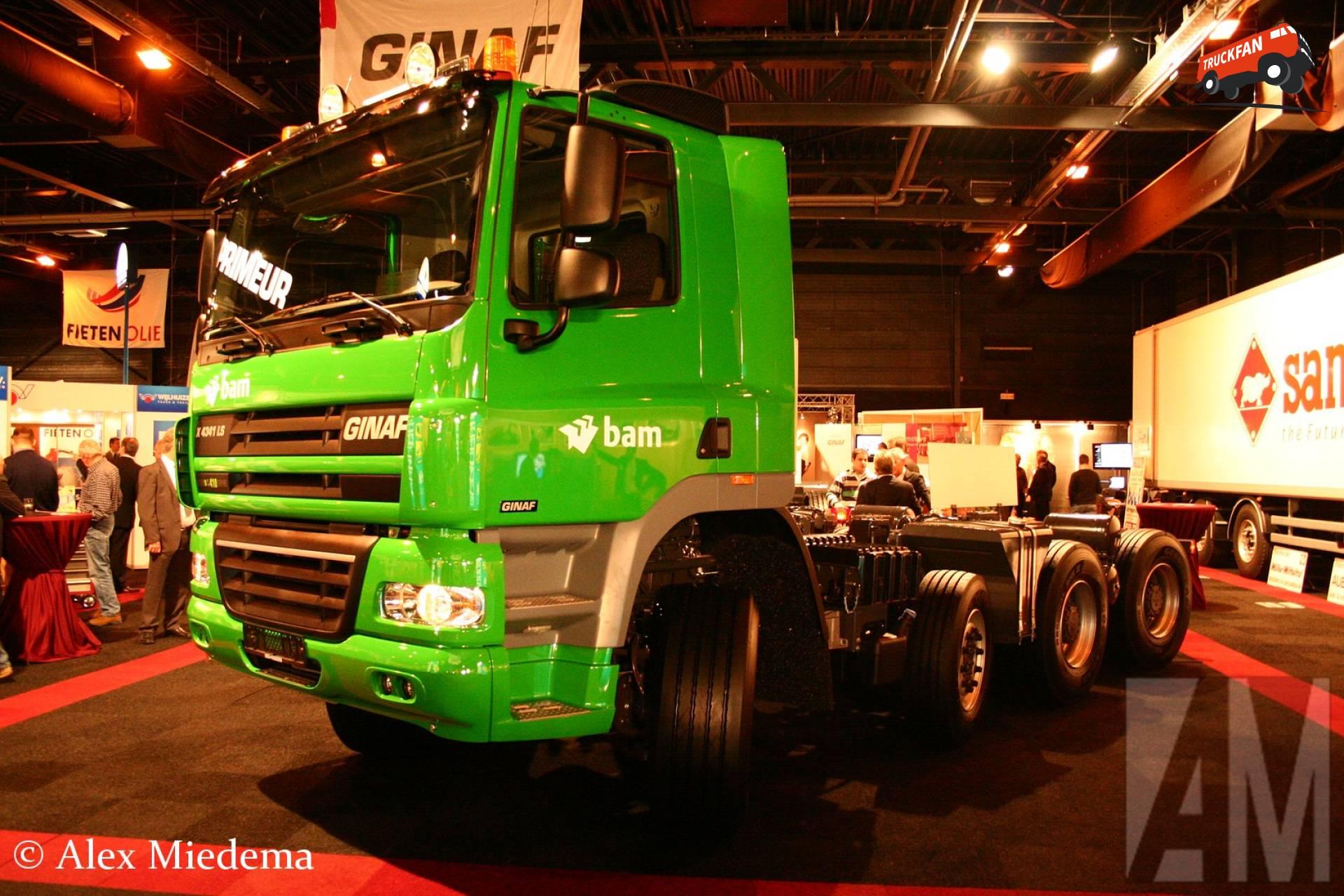 GINAF X4341-LS