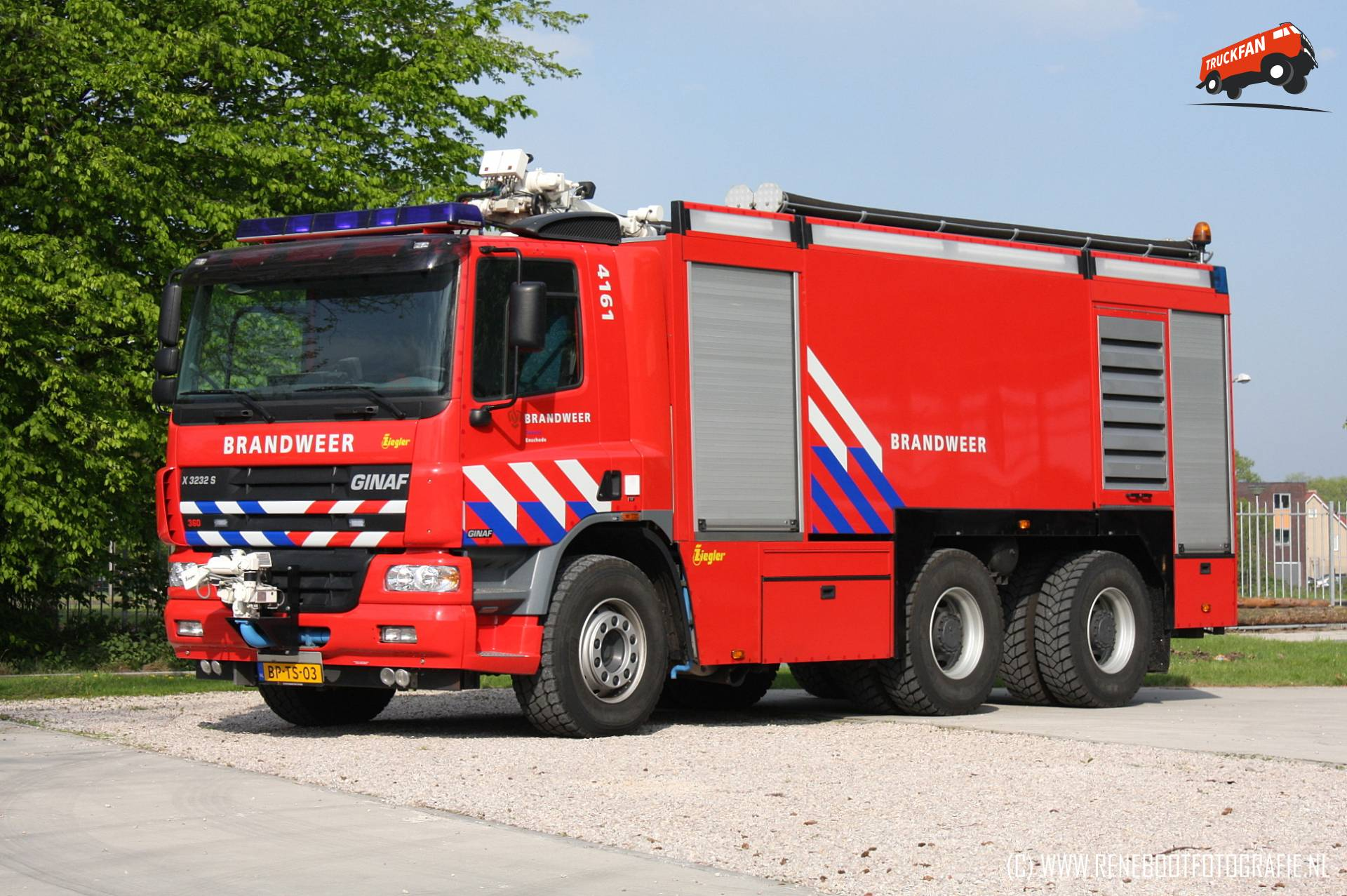 GINAF X3232-S