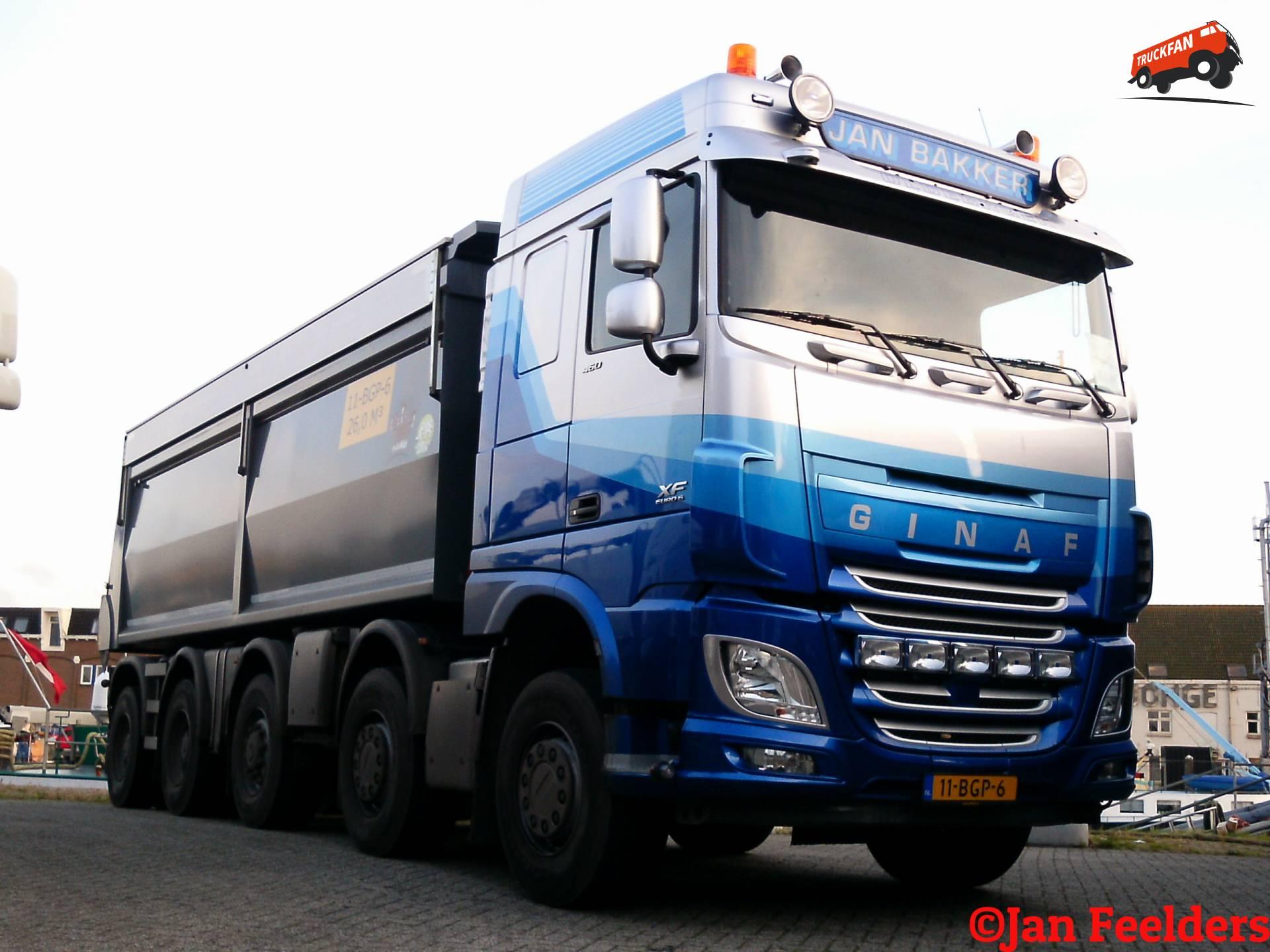 Ginaf G6 5250-CTSE