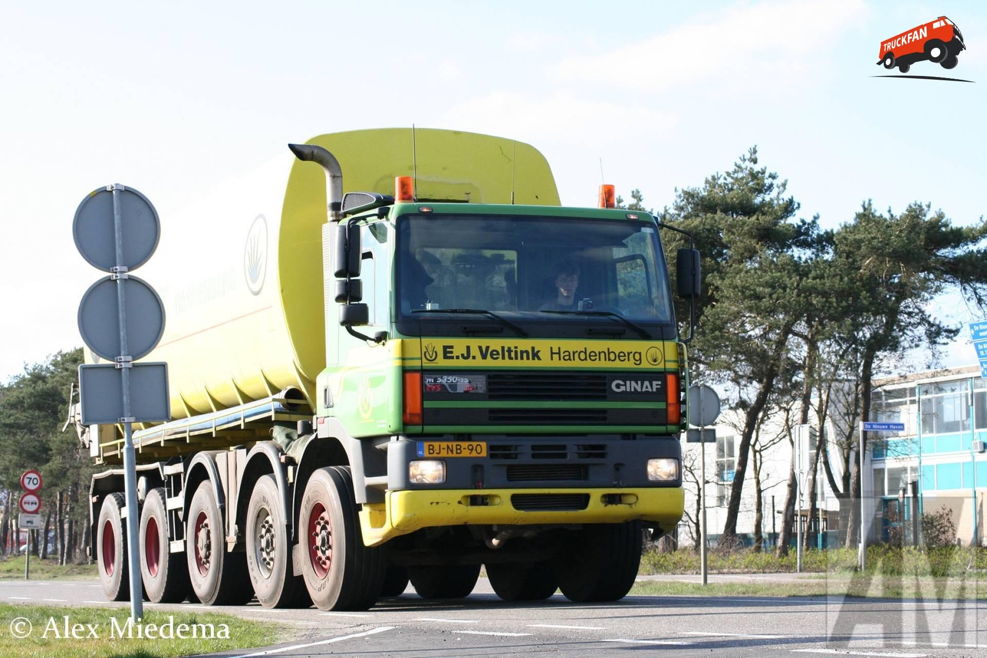 GINAF M5350-TS