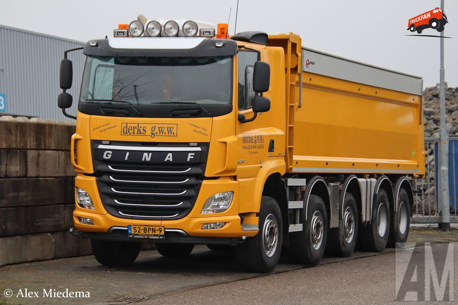 GINAF X6 5249-CE
