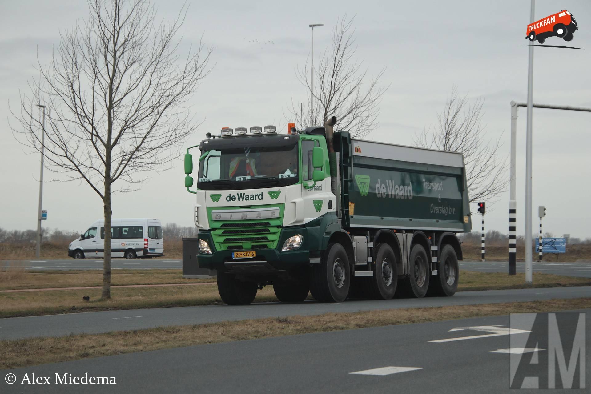 GINAF X6 4345-TSV