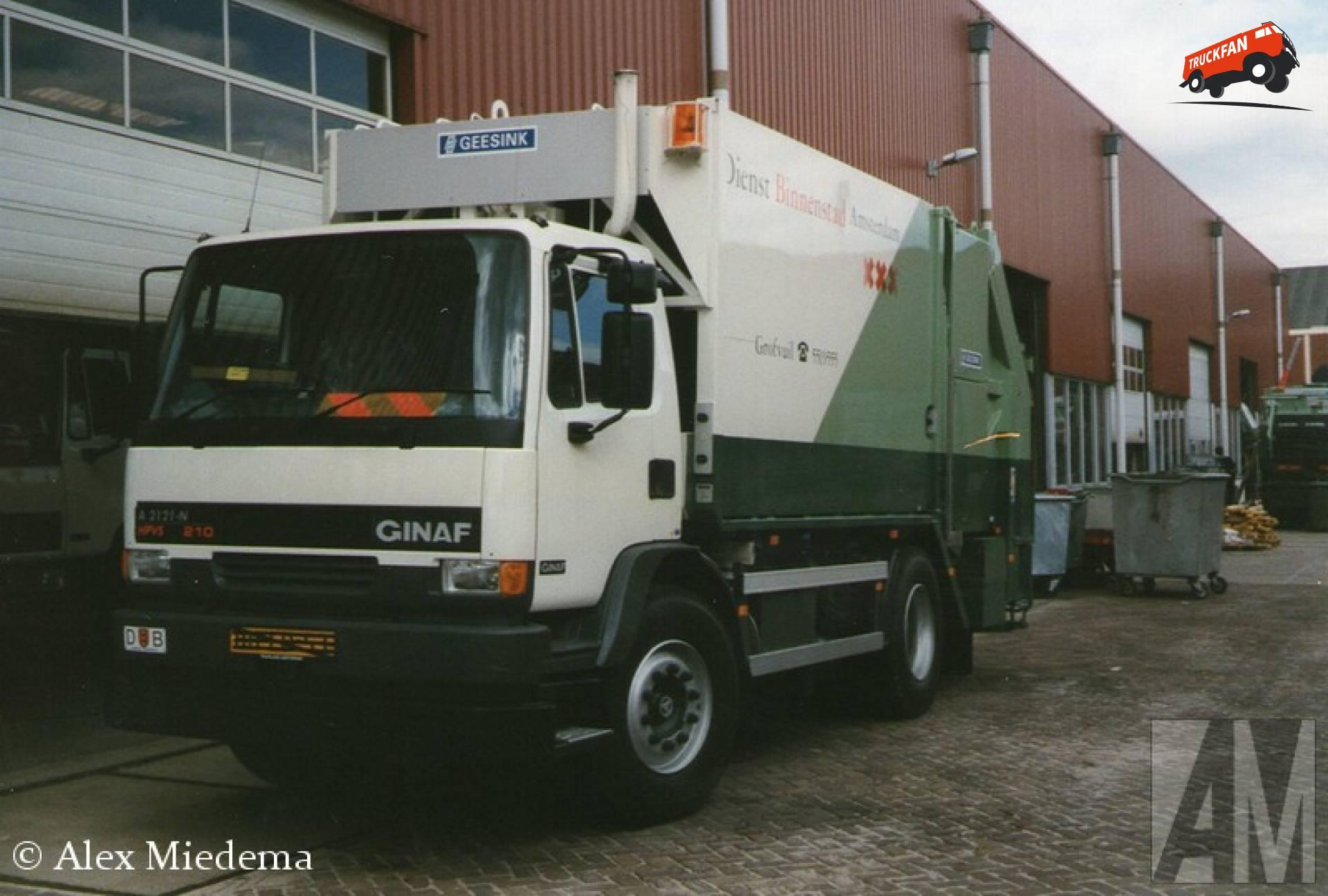 GINAF A2121N