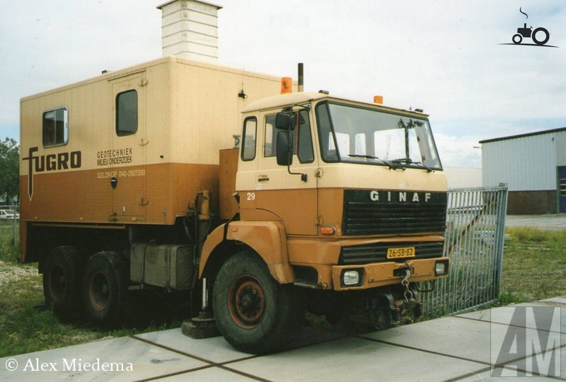 GINAF F276