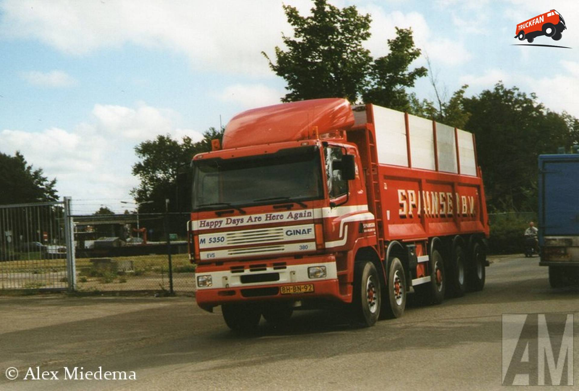 GINAF M5350