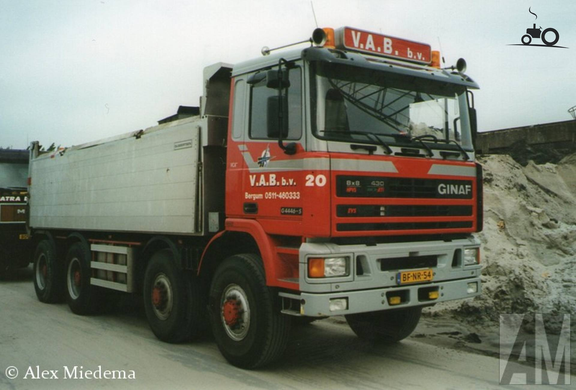 GINAF G4446-S