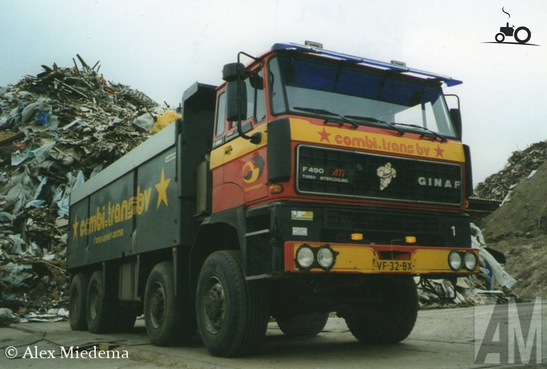 GINAF F490