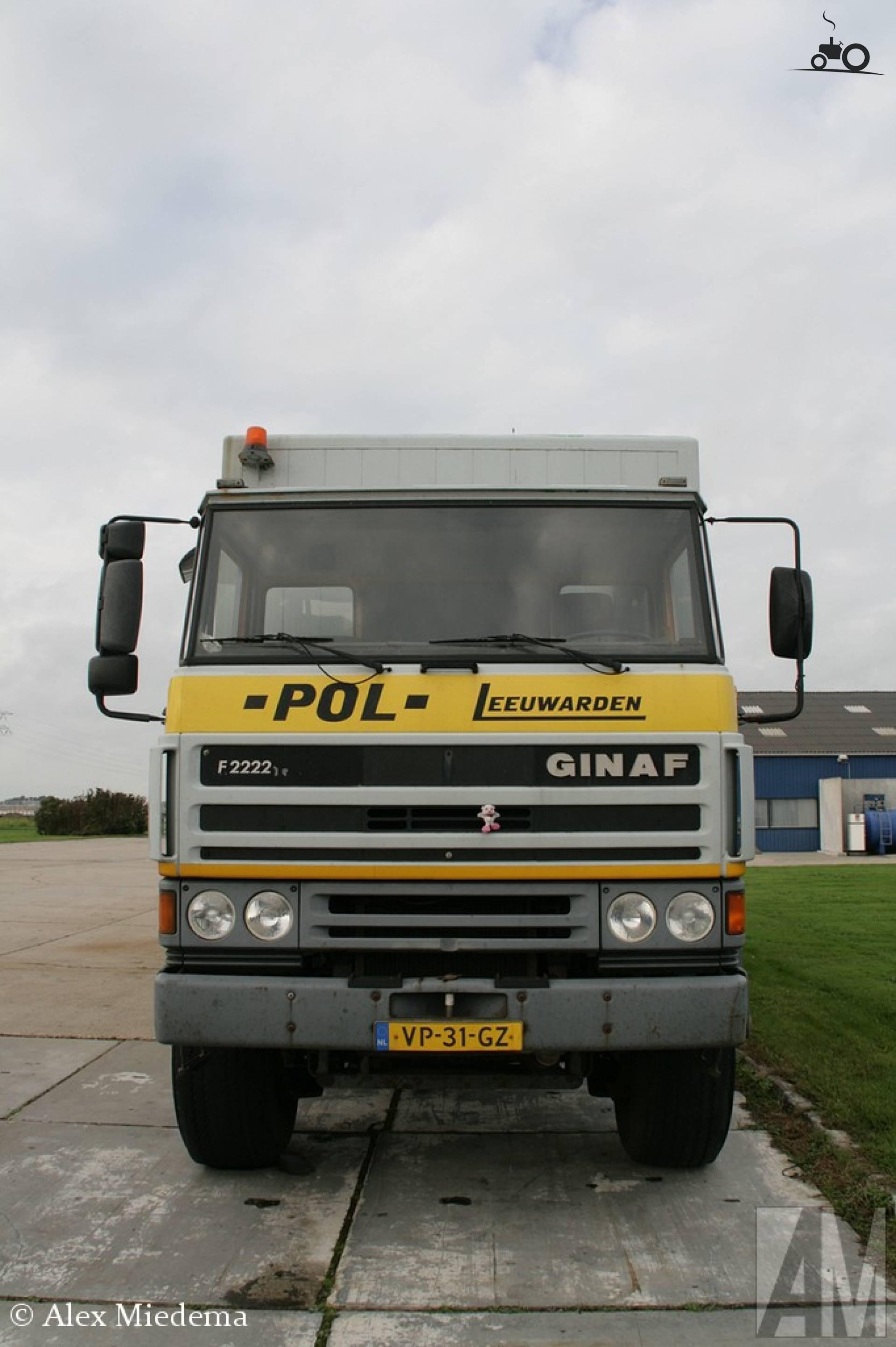 GINAF F2222
