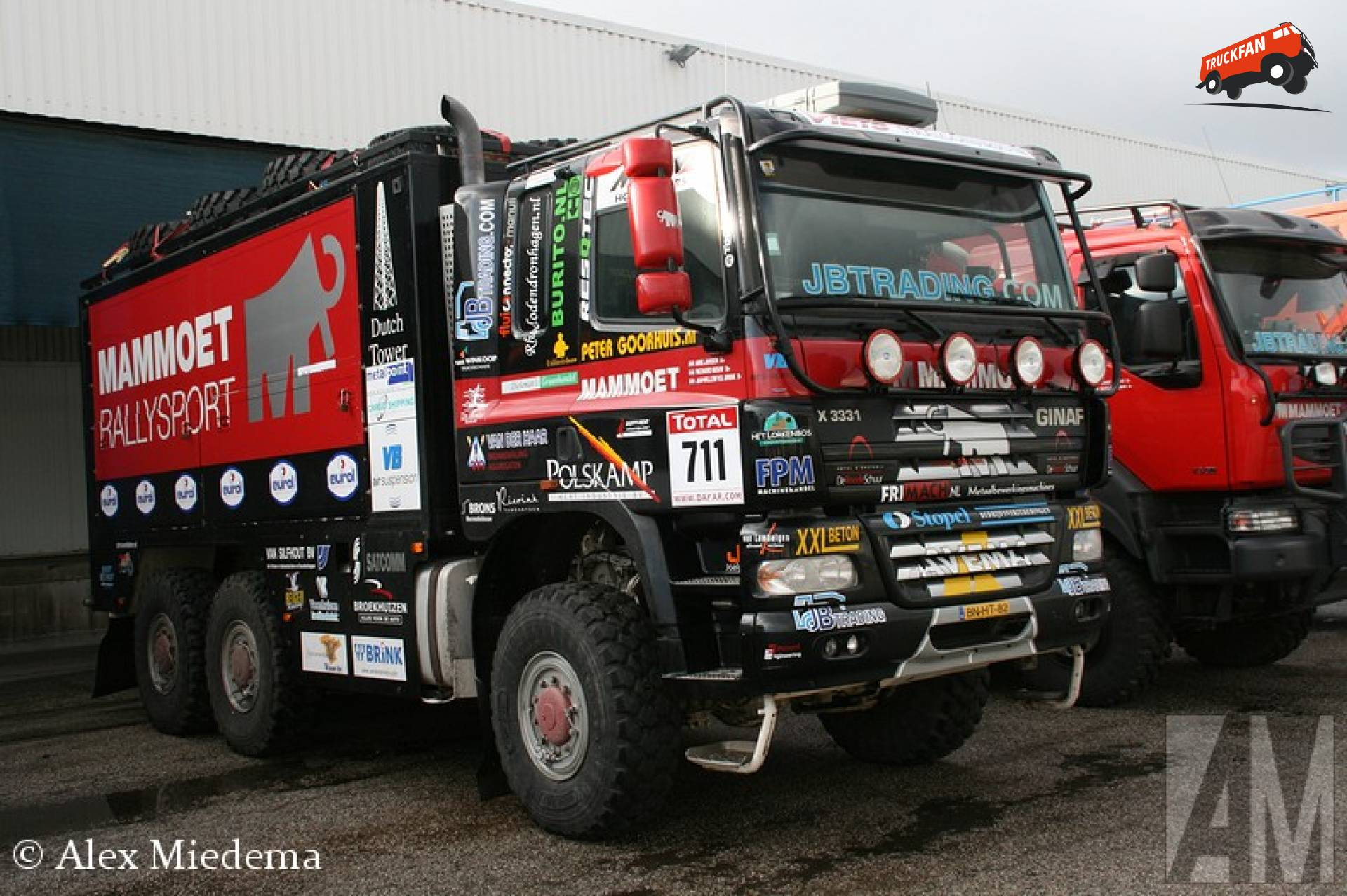 GINAF X3331