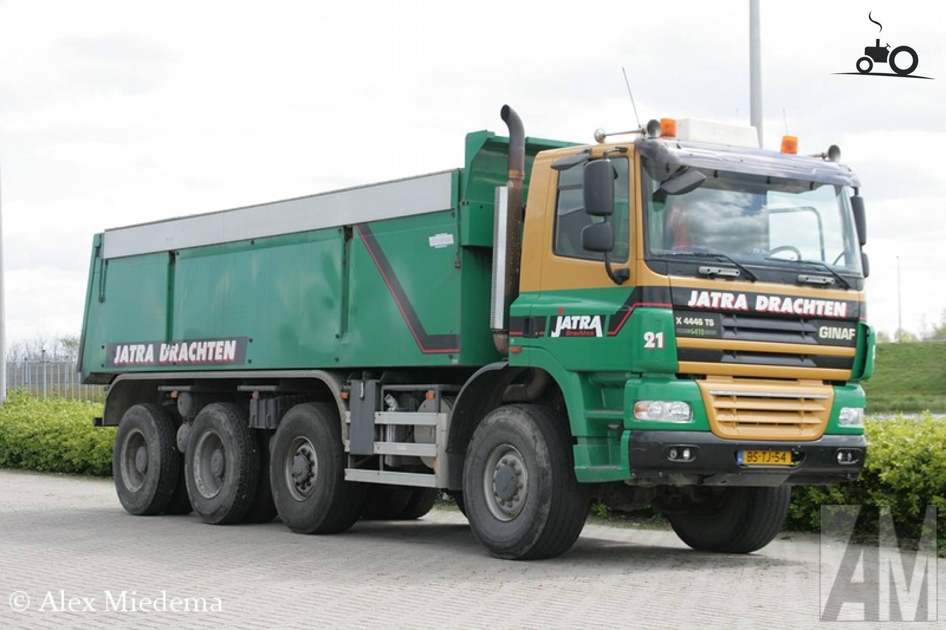 GINAF X4446-TS