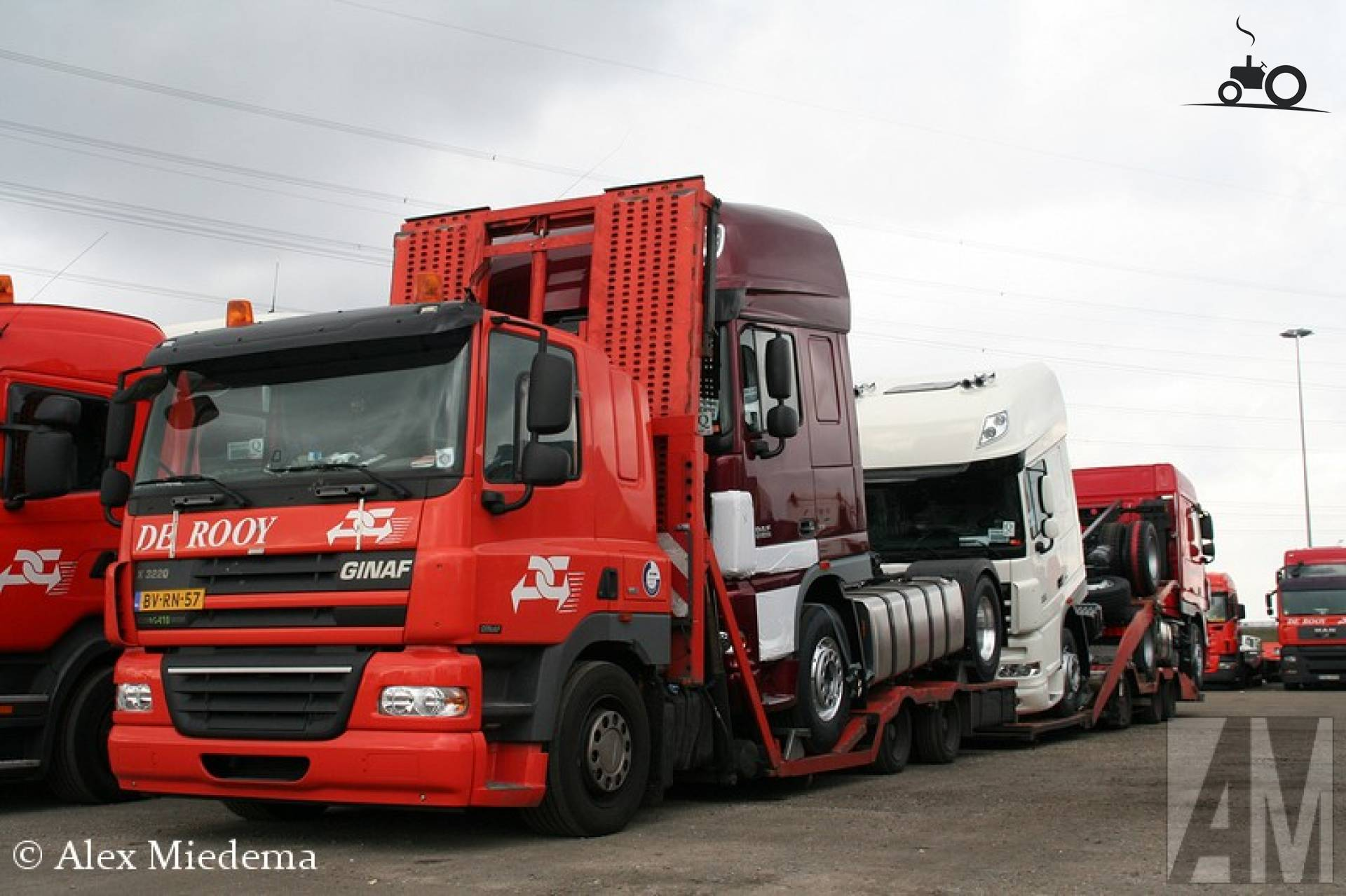 GINAF X3220