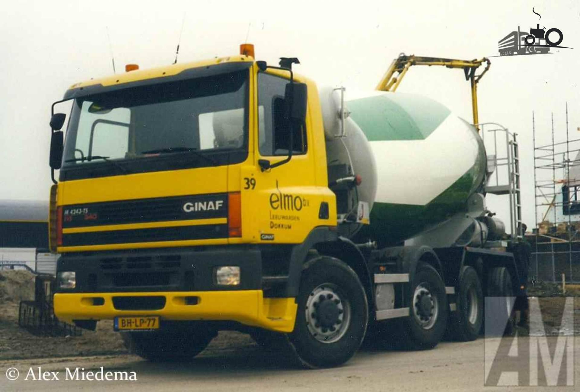 GINAF M4243-TS