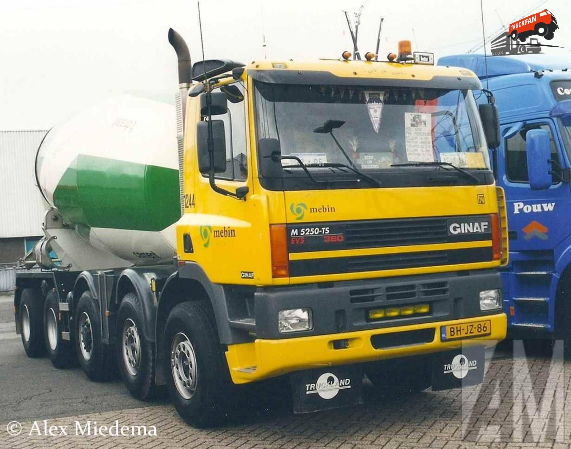 GINAF M5250-TS