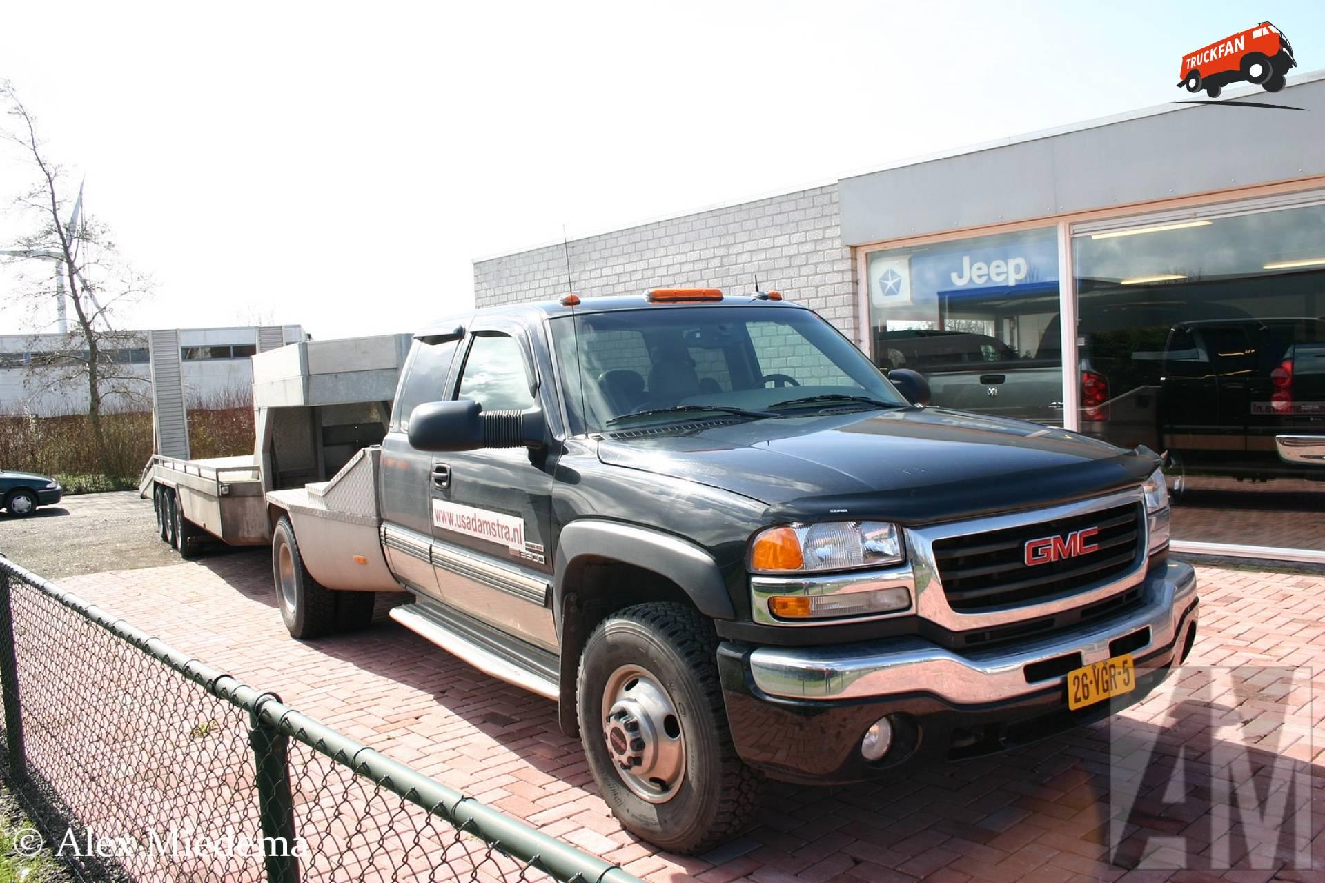 GMC 3500