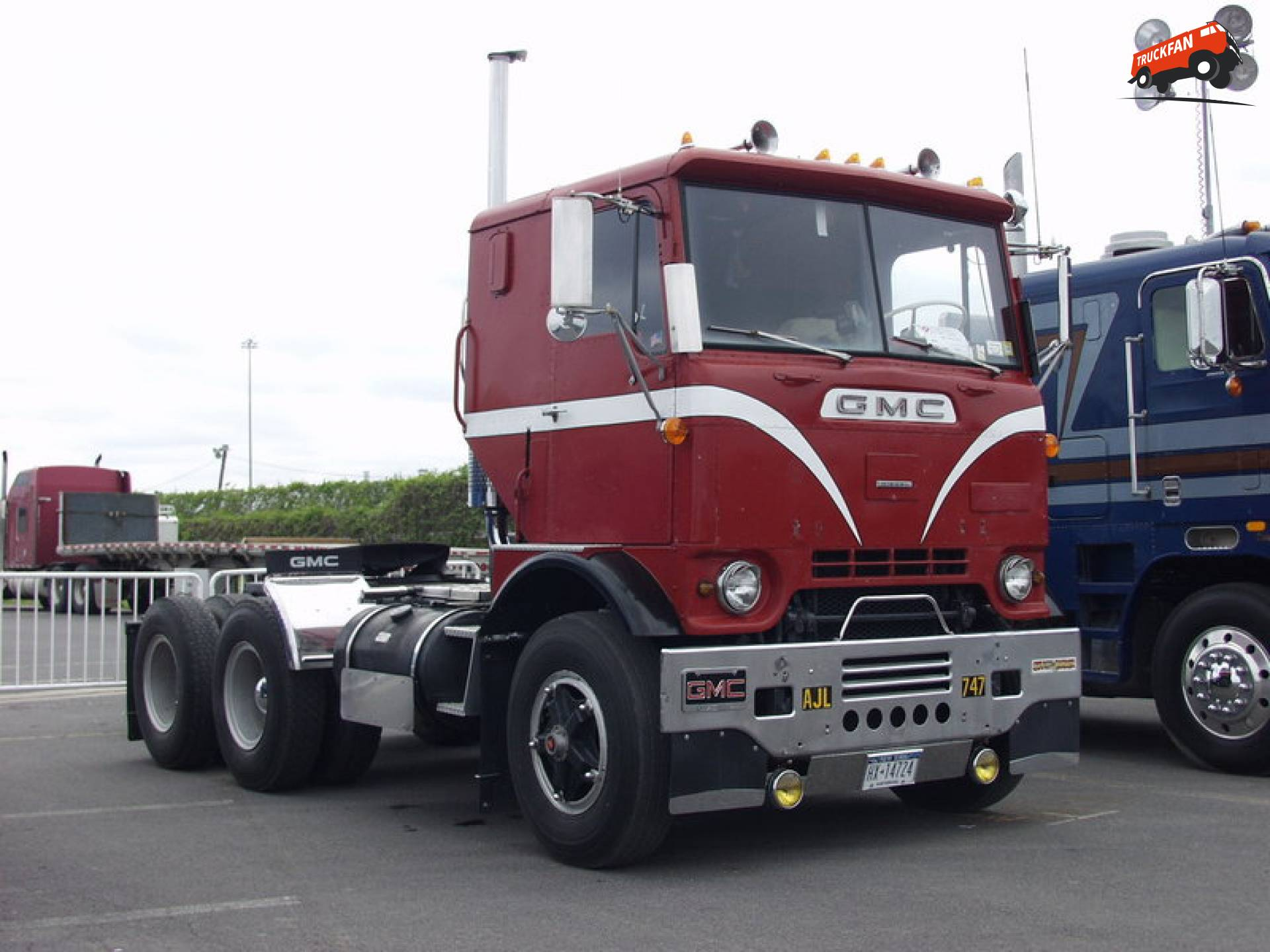 GMC F-serie (Crackerbox)
