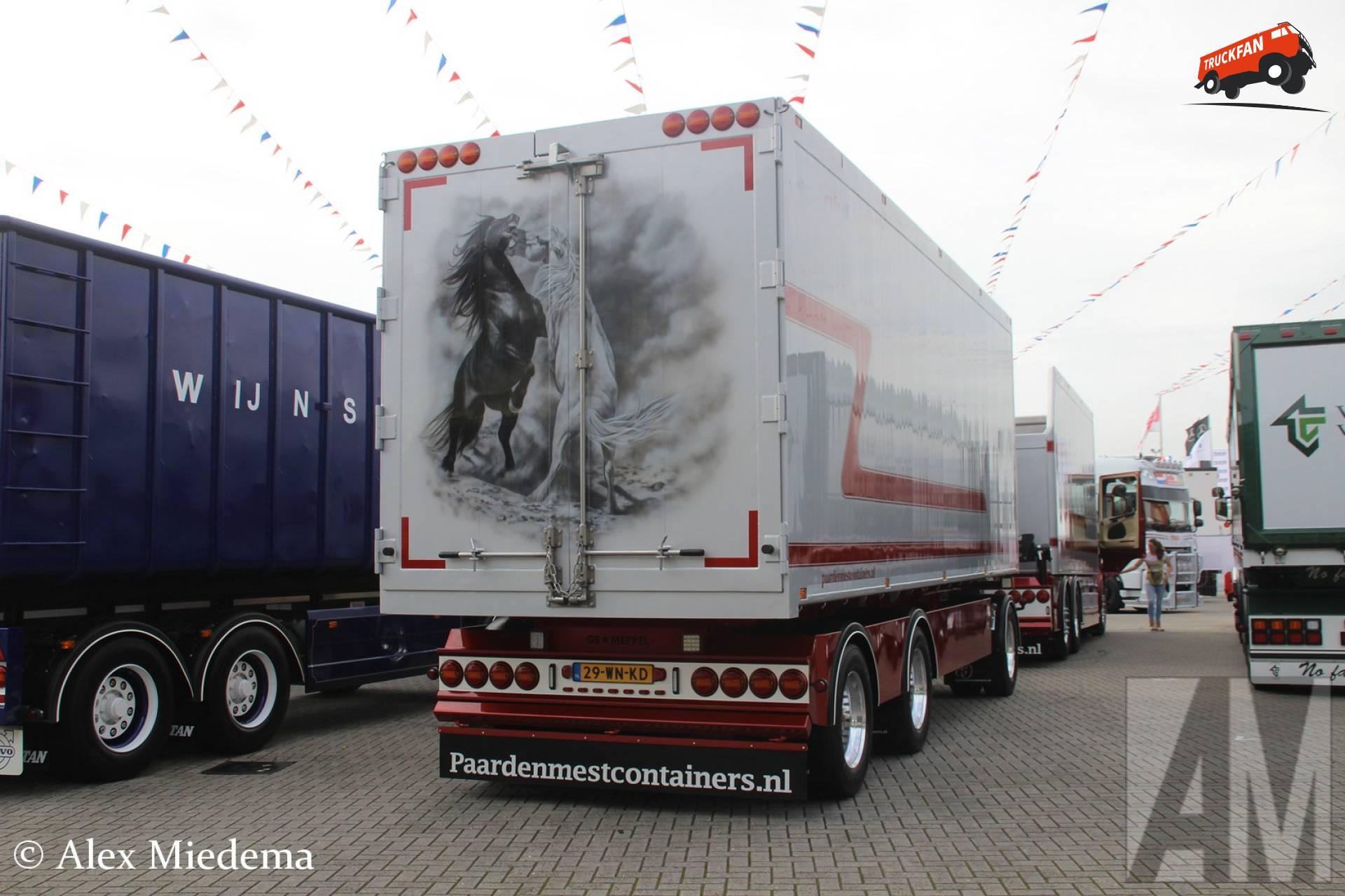 GS Meppel aanhangwagen