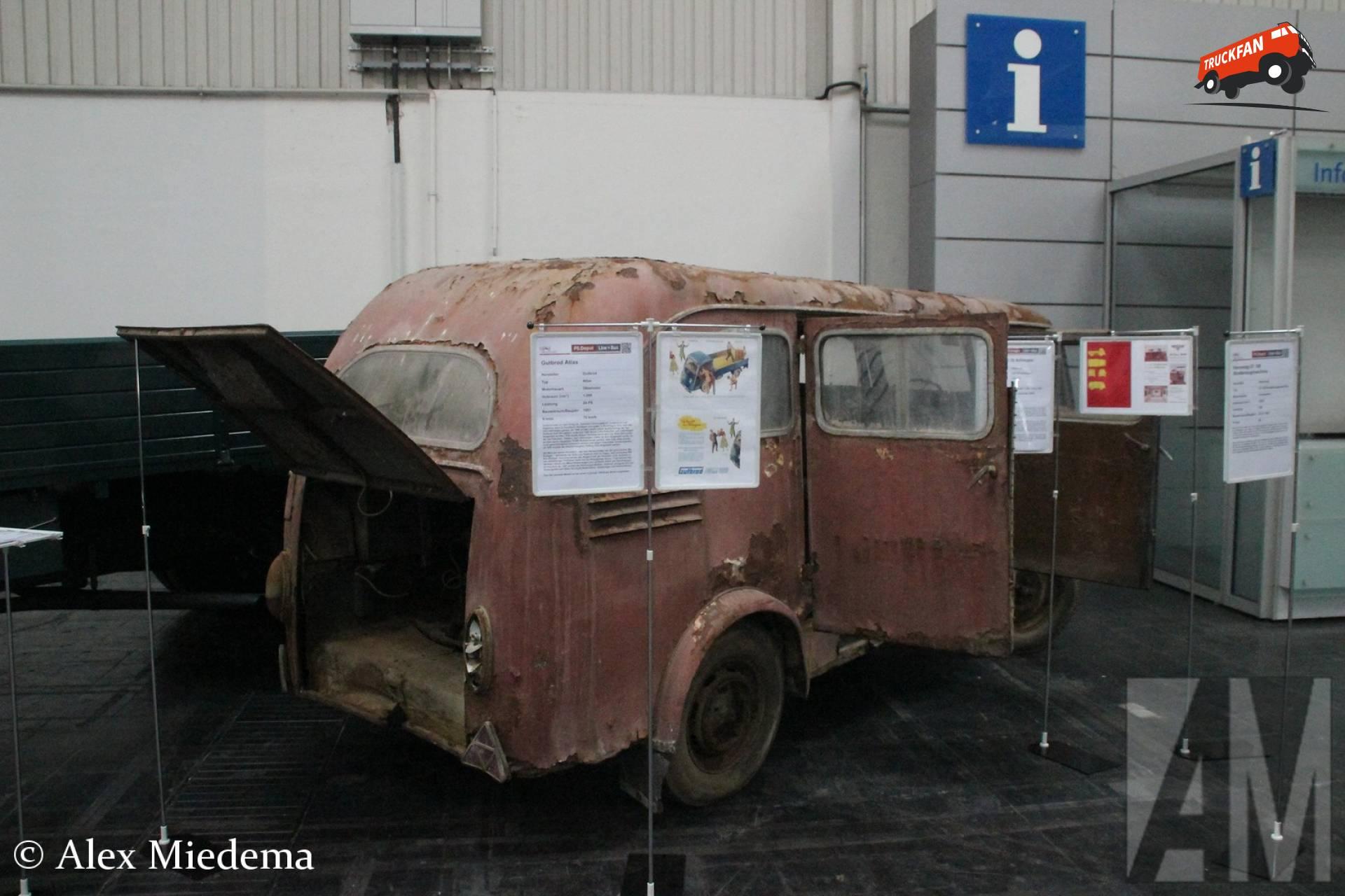 Gutbrod Atlas 800