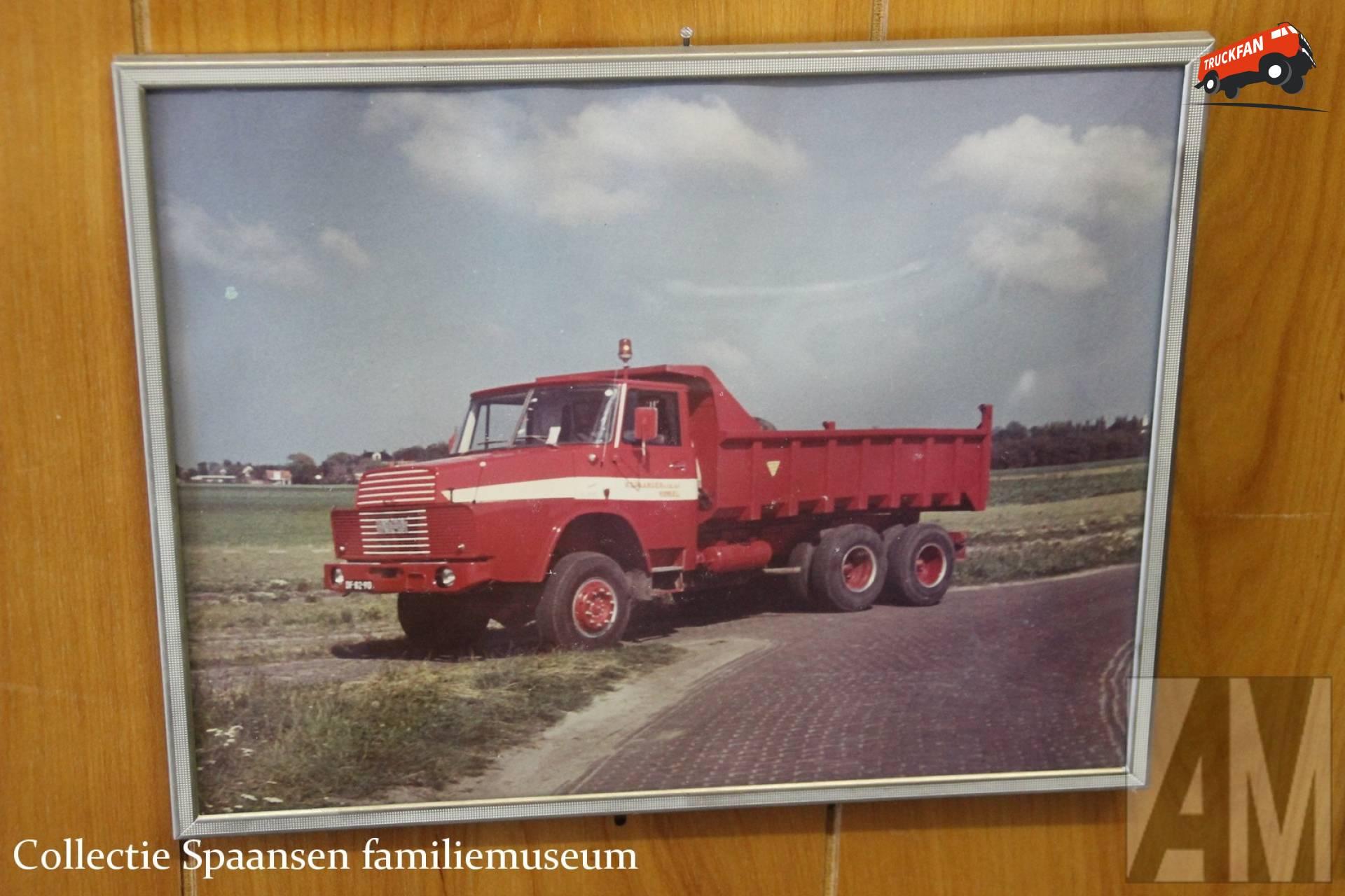 Hanomag-Henschel onbekend/overig