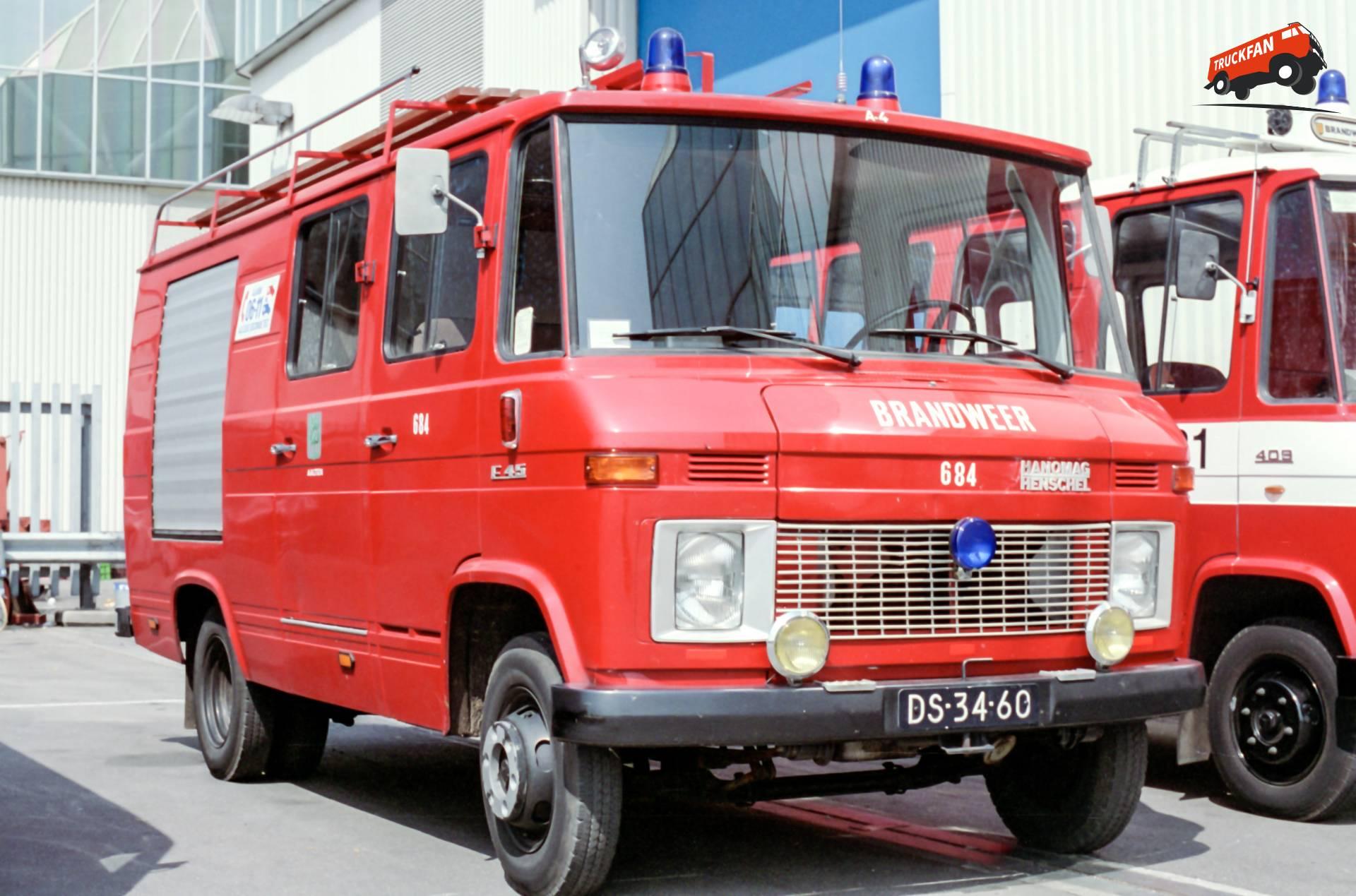 Hanomag-Henschel F45