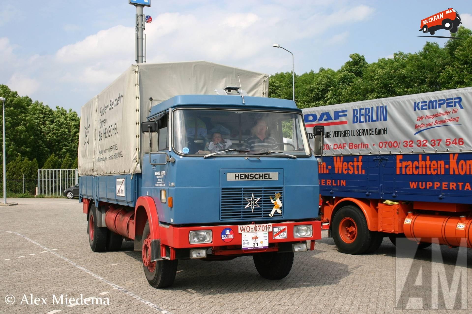 Henschel F161