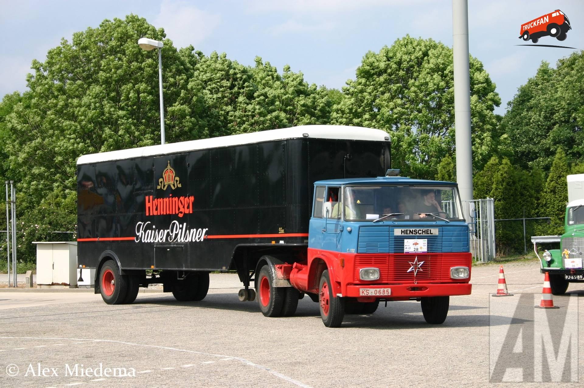 Henschel onbekend/overig