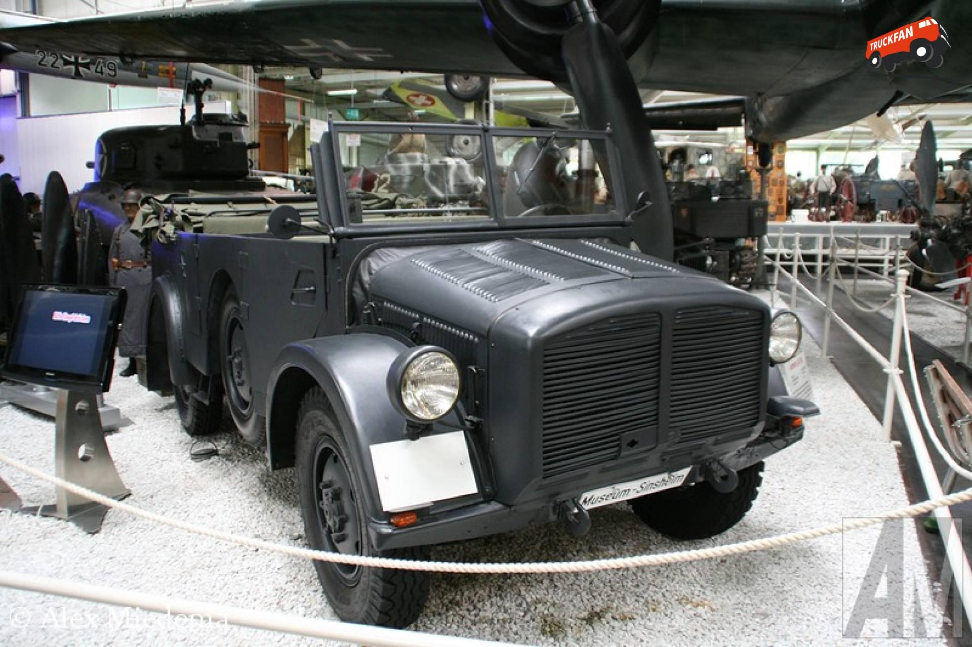 Horch Einheits-PKW KFZ 18