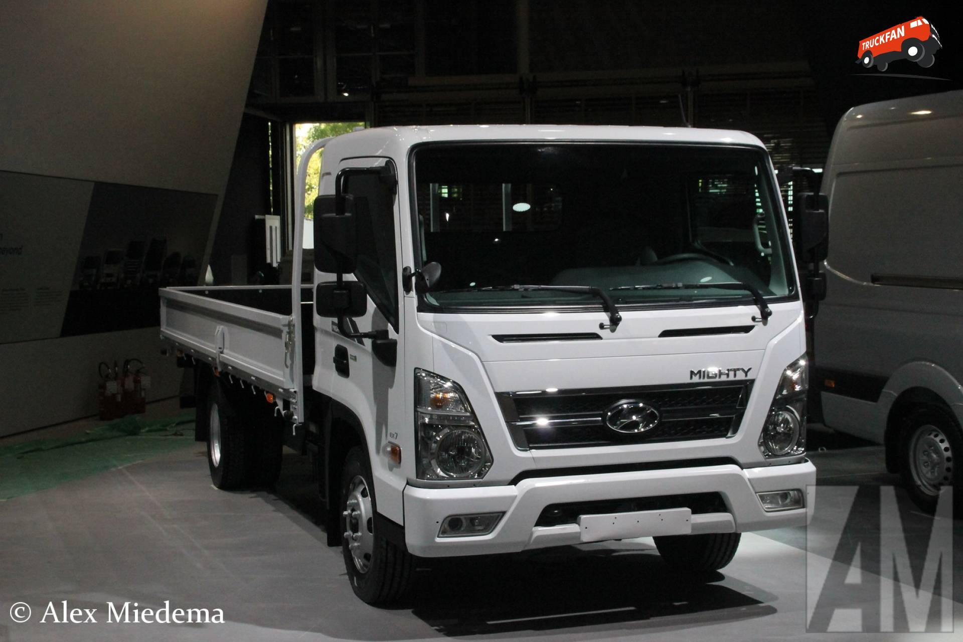 Hyundai Mighty