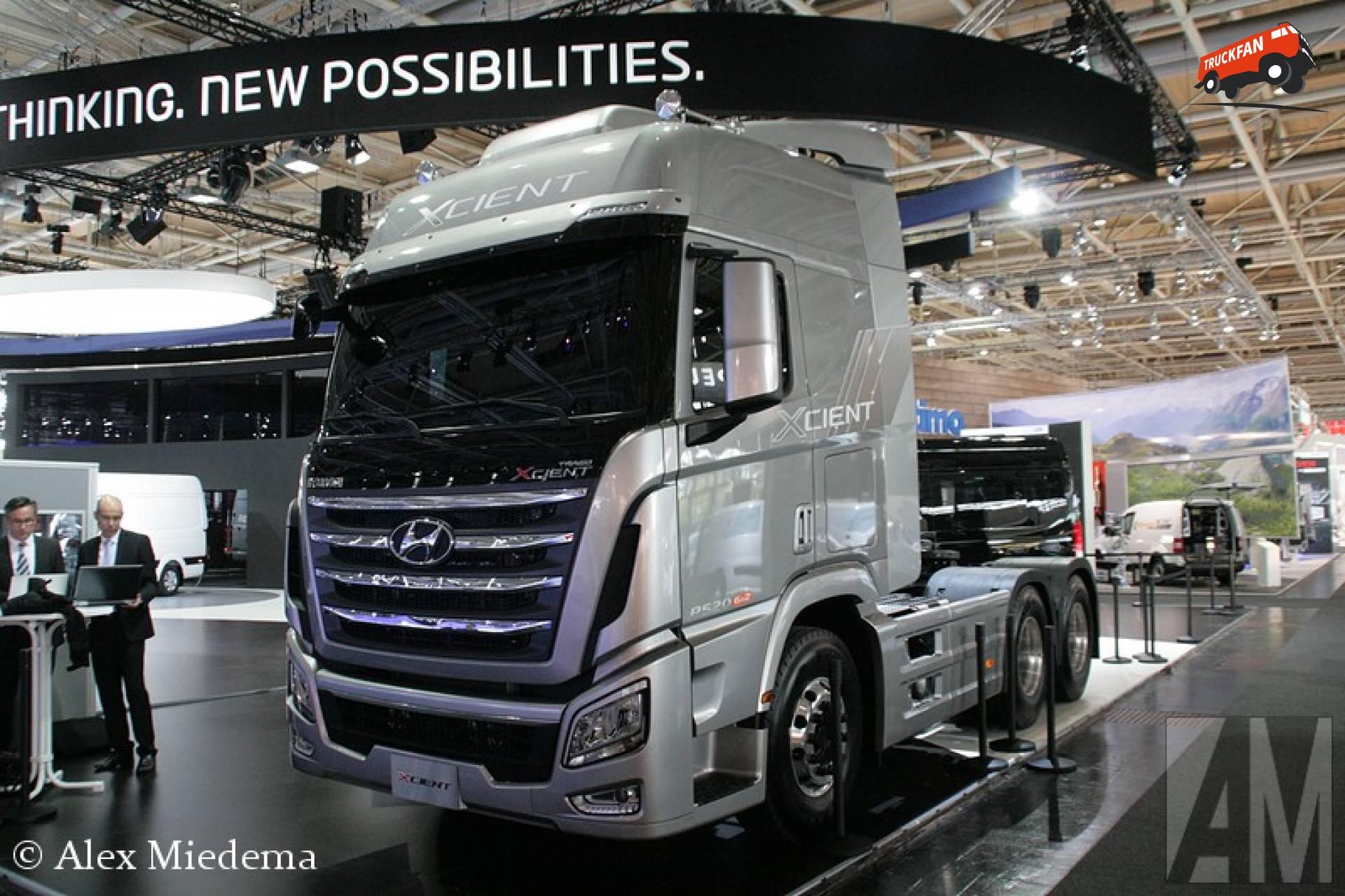 Hyundai Xcient