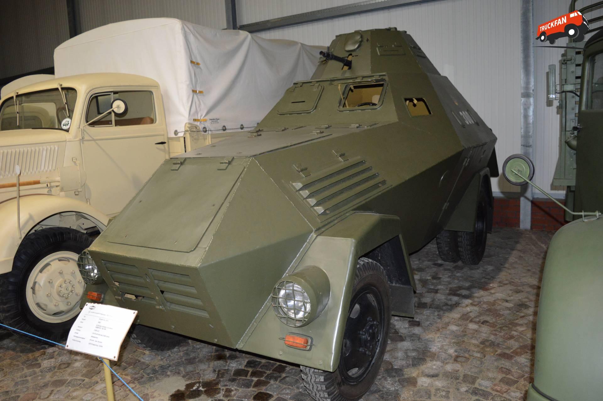 IFA Phänomen Sonder Kfz-1 (SK1)