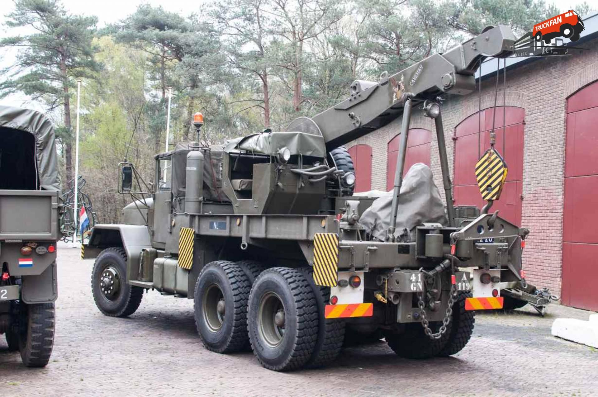 International M62