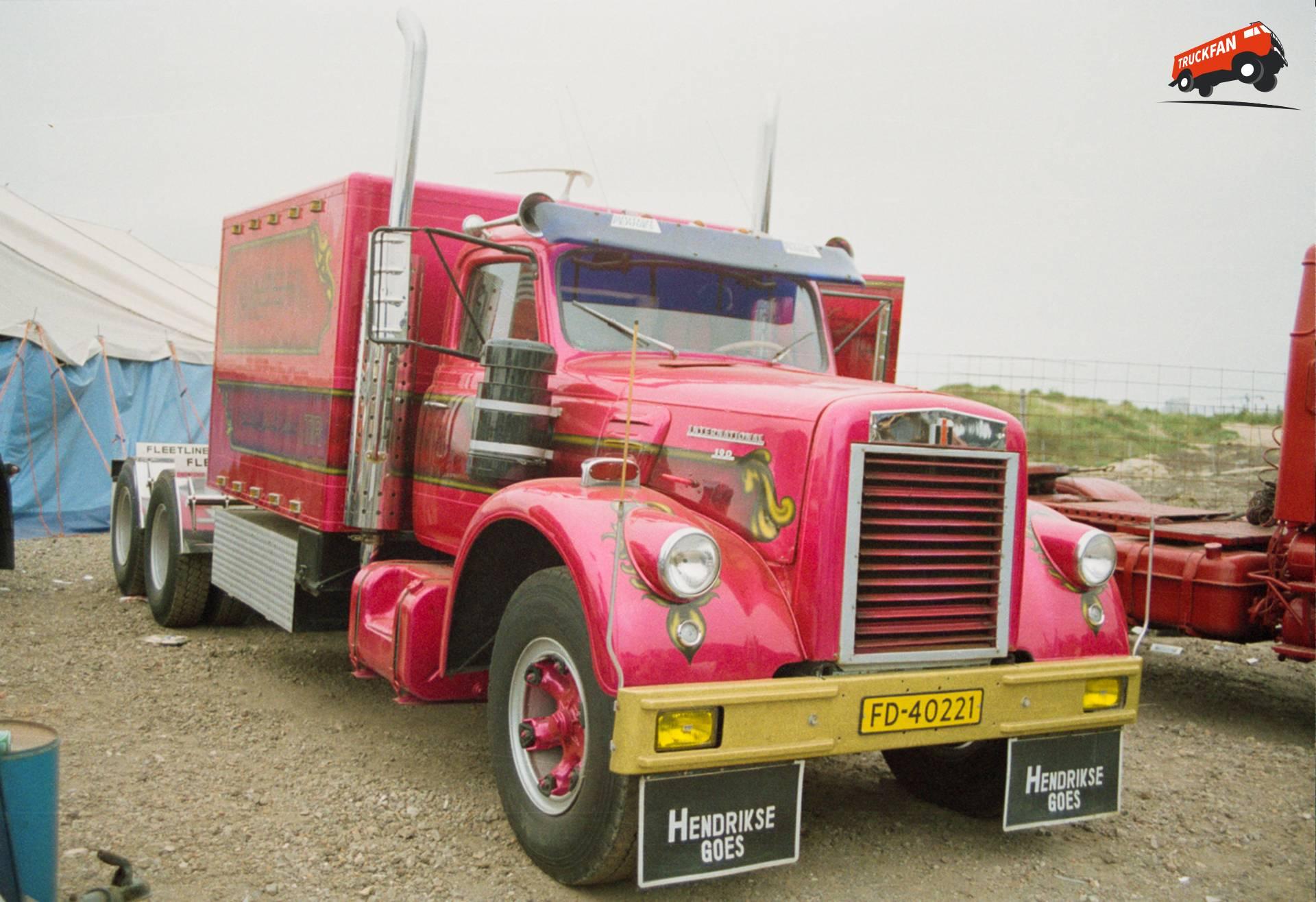 International 190