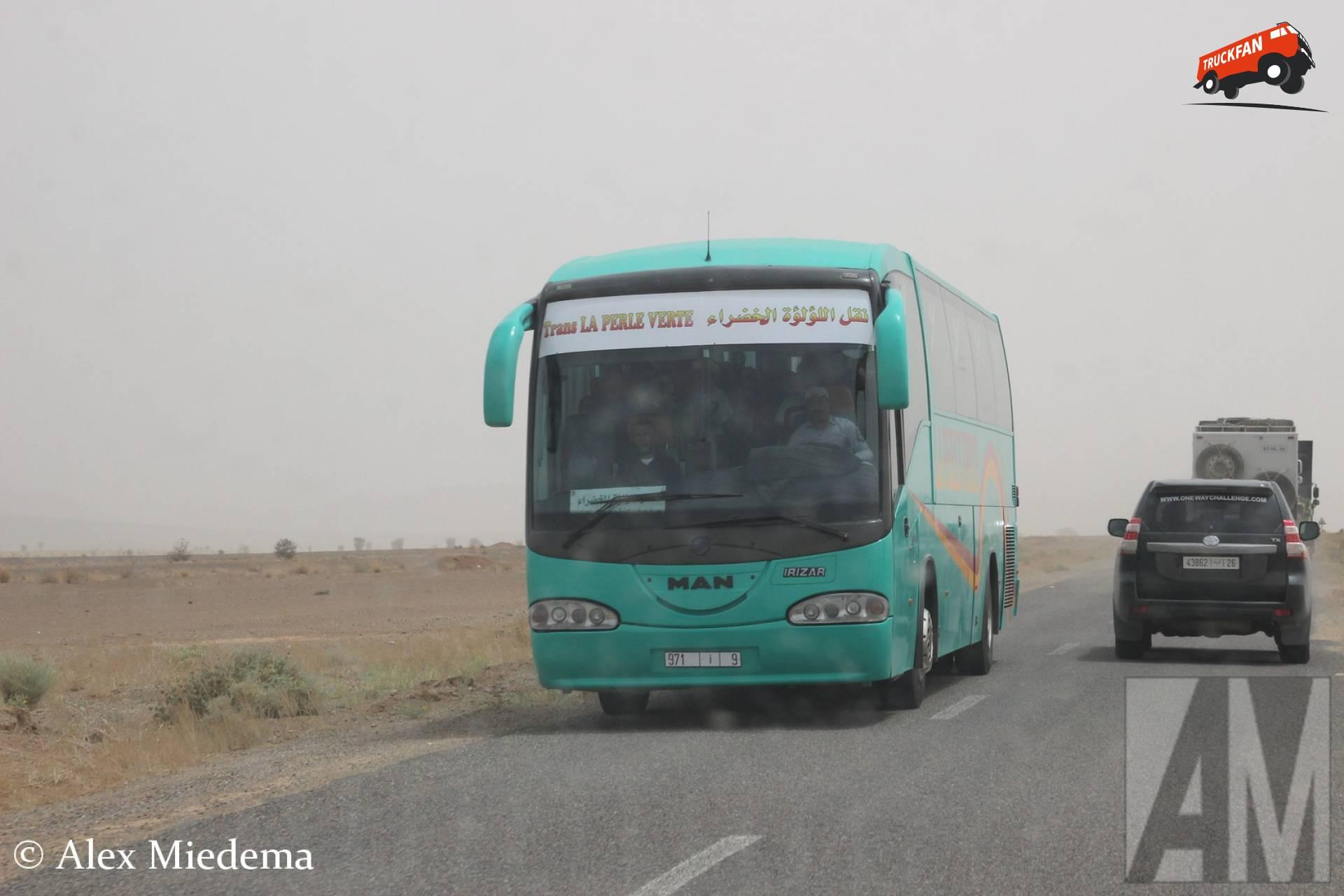 Irizar bus