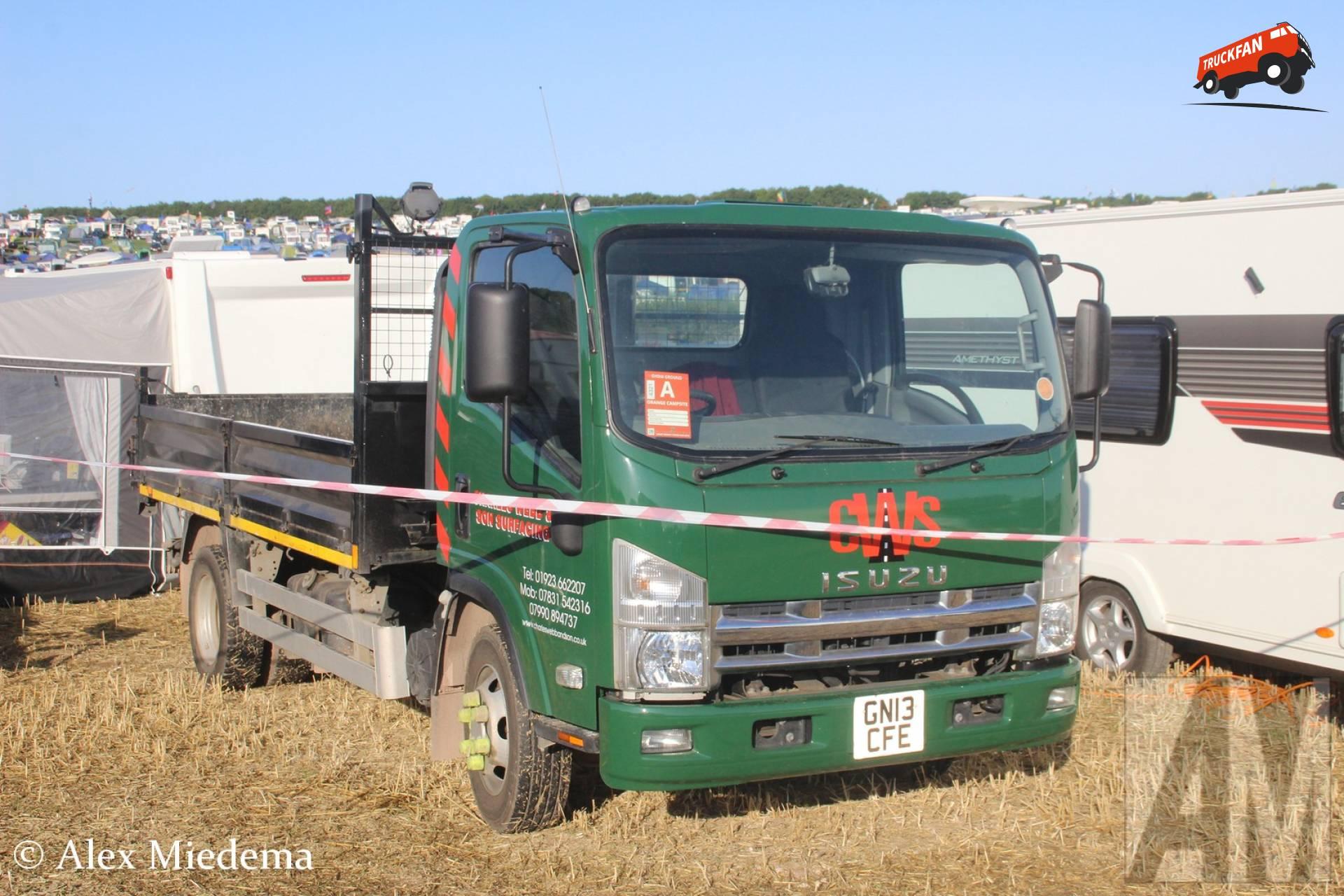 Isuzu N-serie