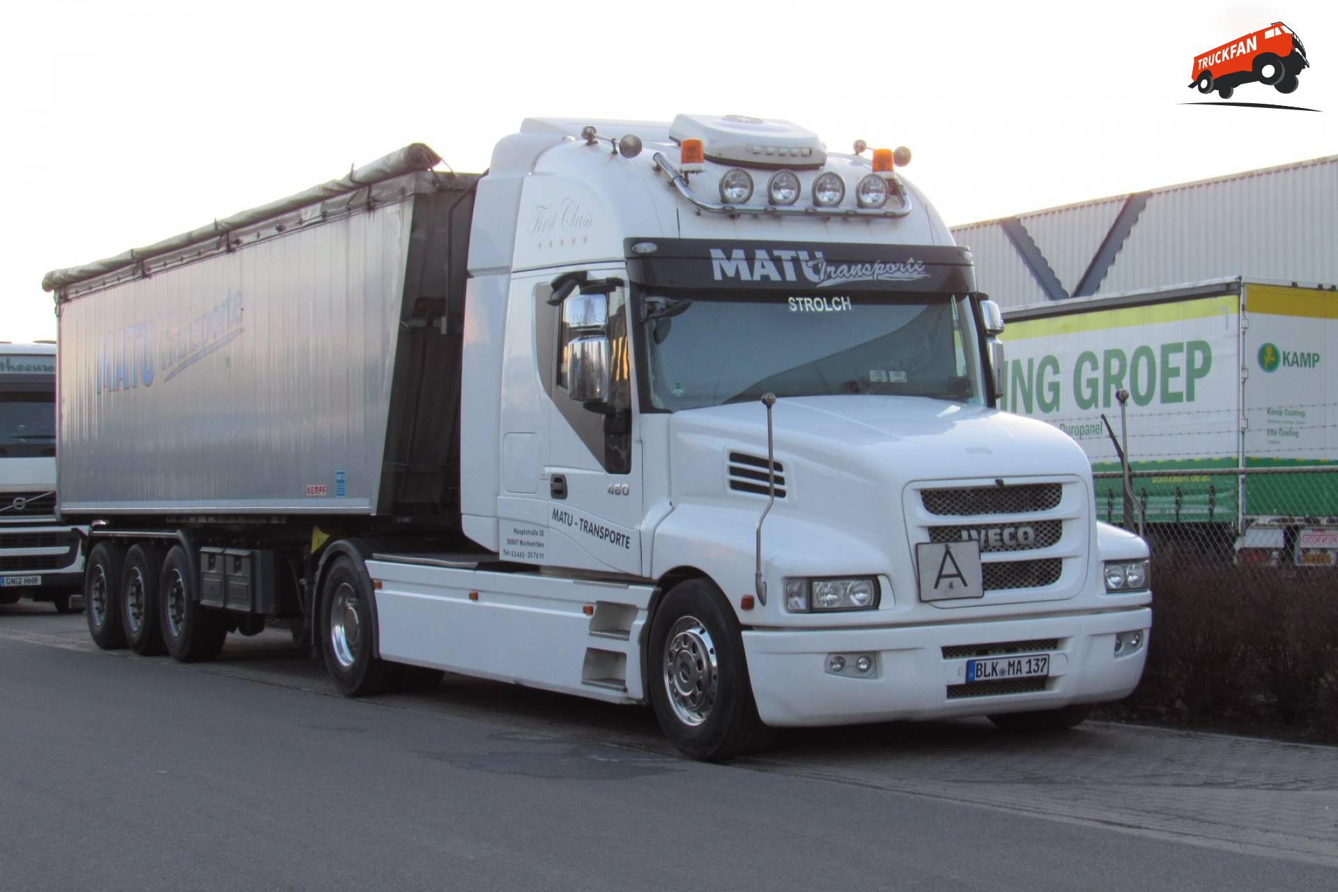 Iveco Strator