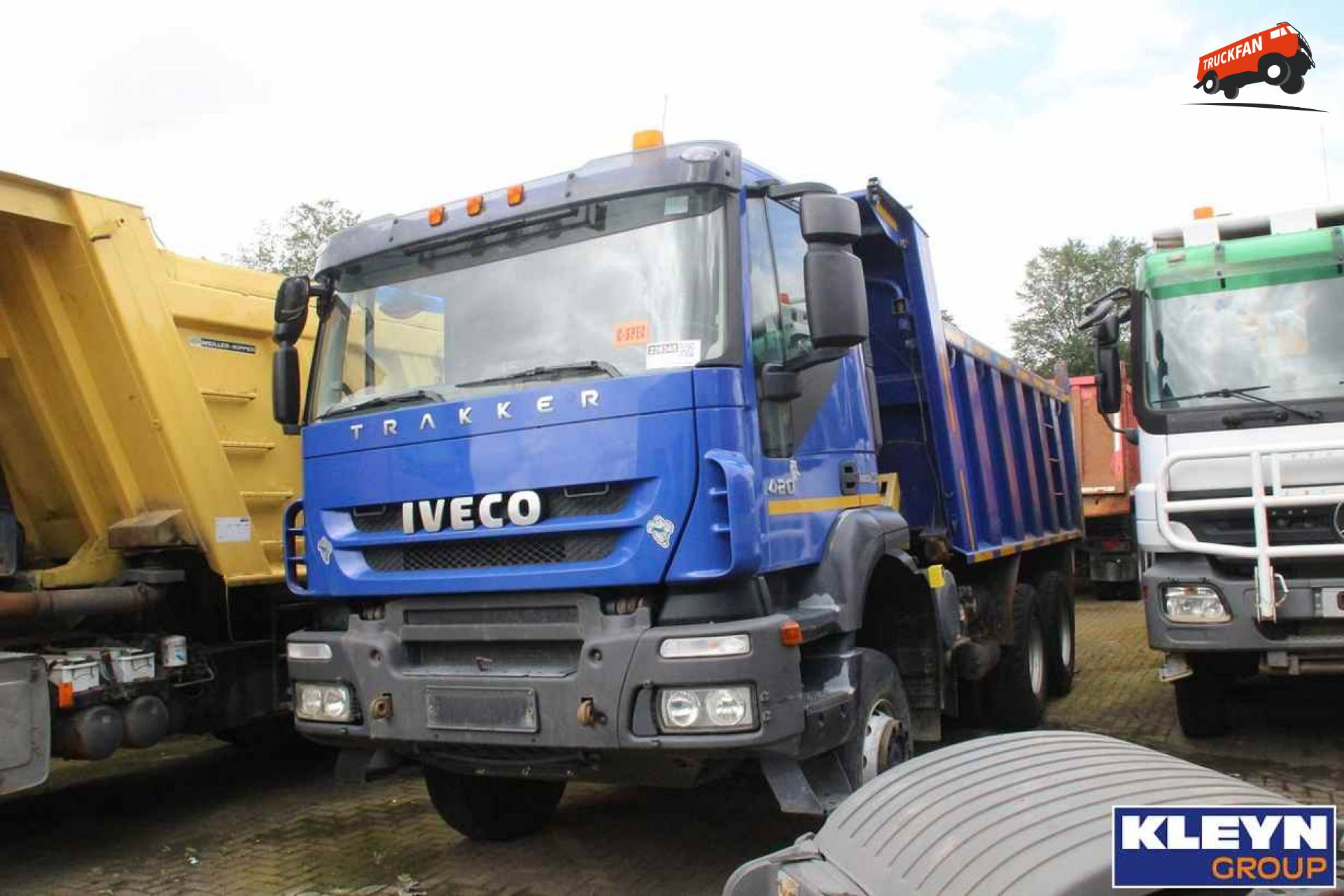Iveco-AMT Trakker