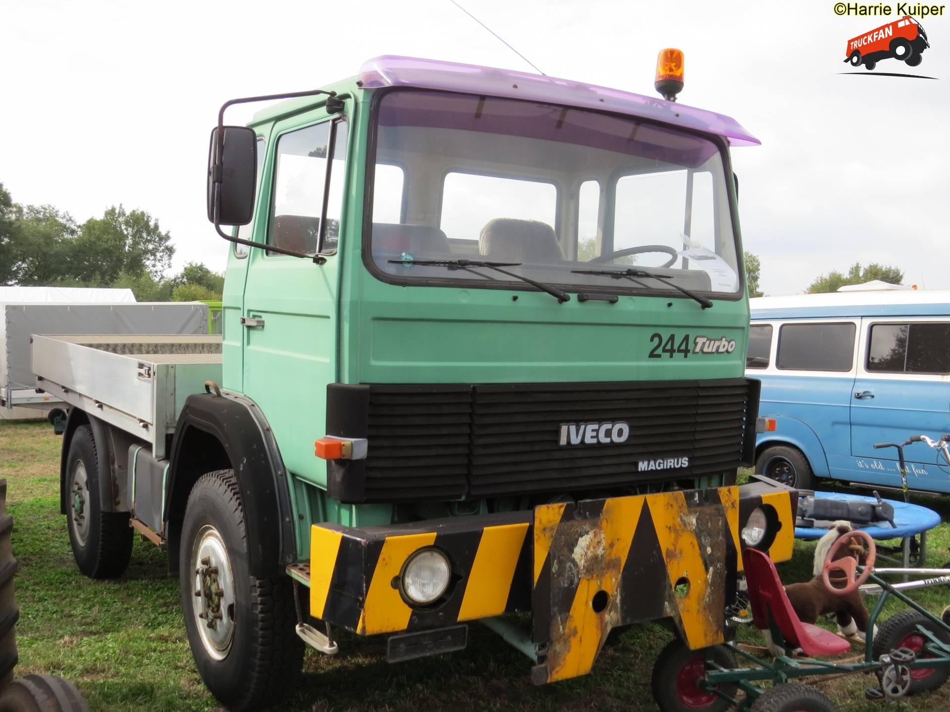 Iveco Vrachtwagen