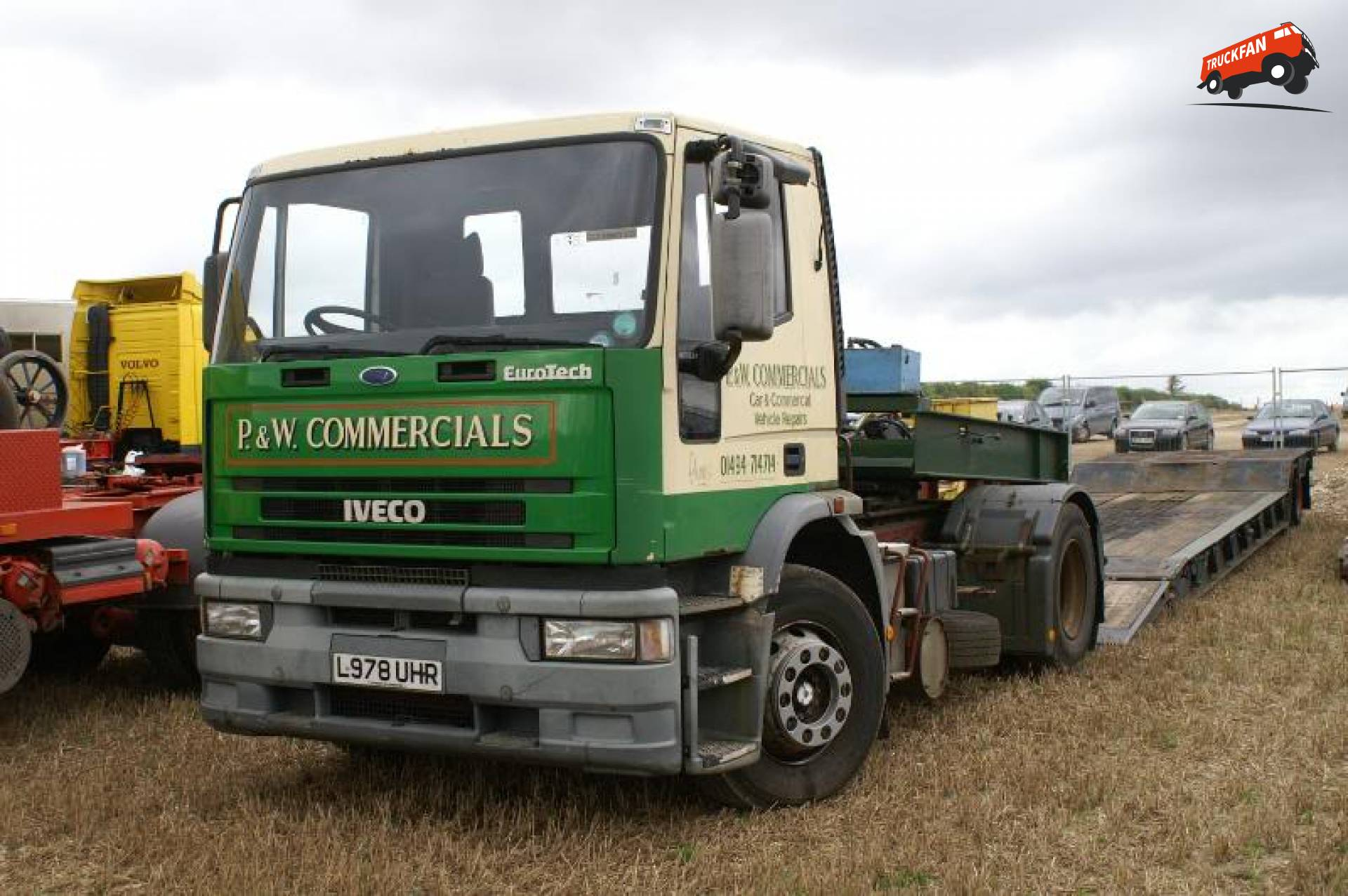 Iveco-Ford EuroTech